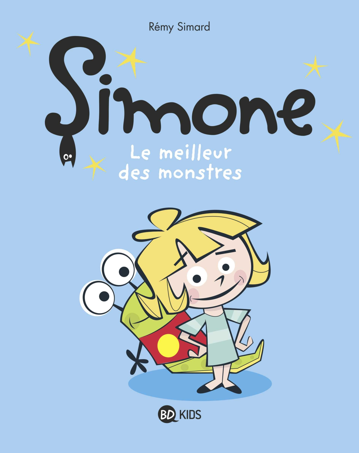 Simone , Tome 02 | Simard, Rémy. Illustrateur