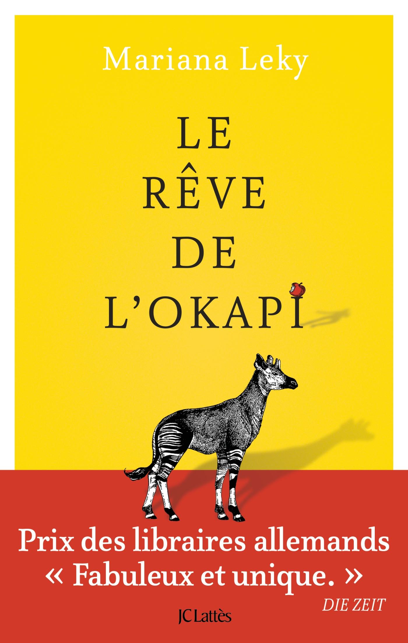 Le rêve de l'okapi | Leky, Mariana. Auteur