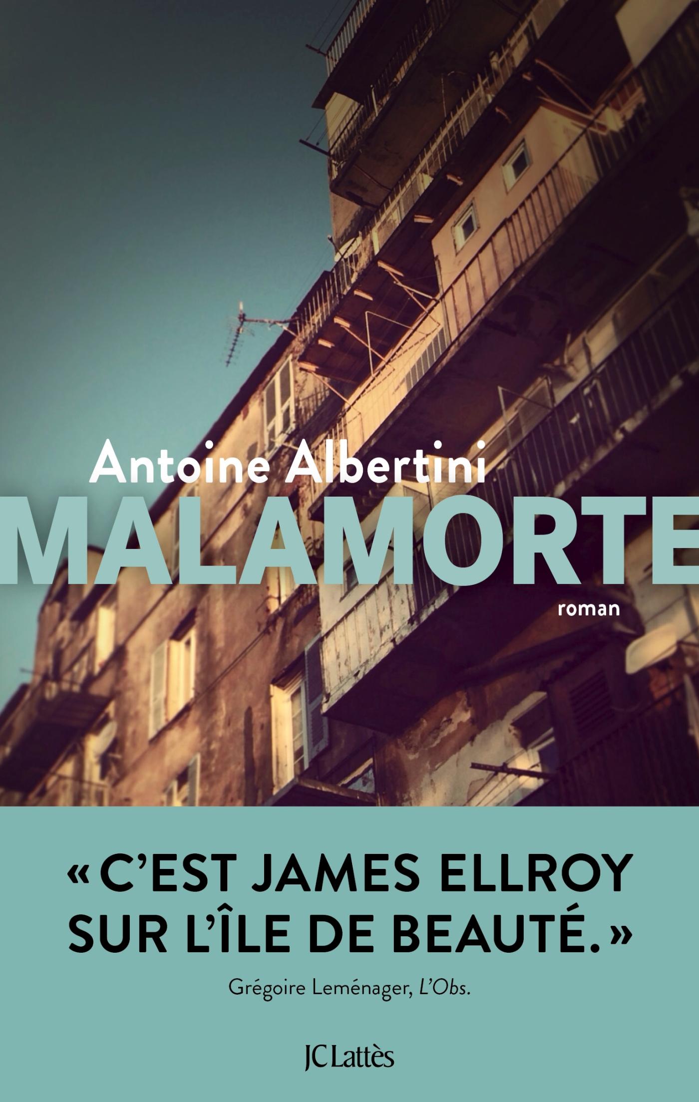 Malamorte | Albertini, Antoine. Auteur