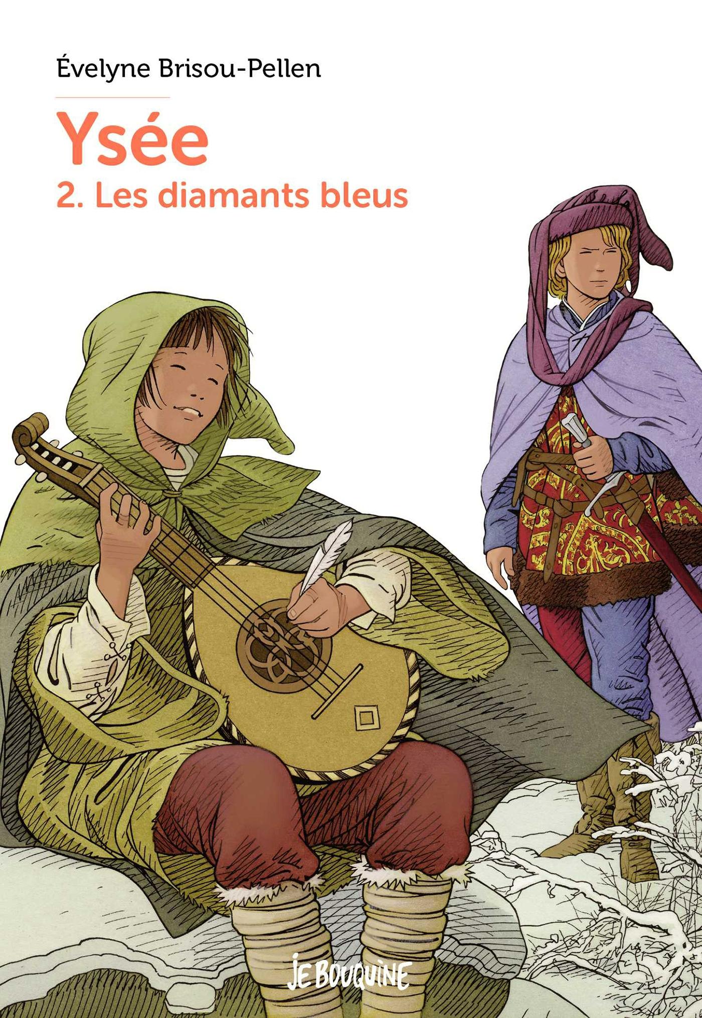 Les diamants bleus - Ysée T2 | Brisou-Pellen, Evelyne