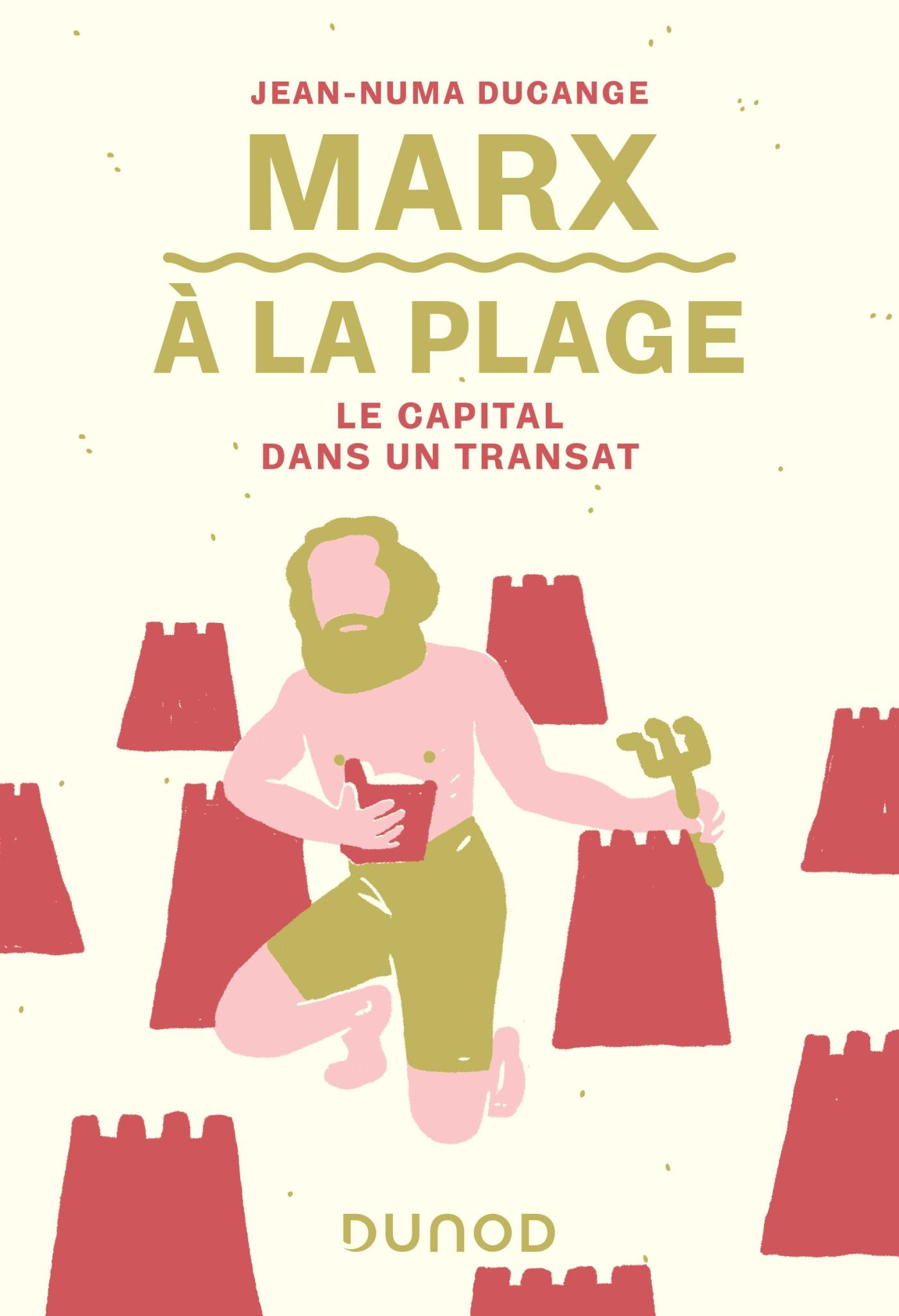 Marx à la plage | Ducange, Jean-Numa. Auteur