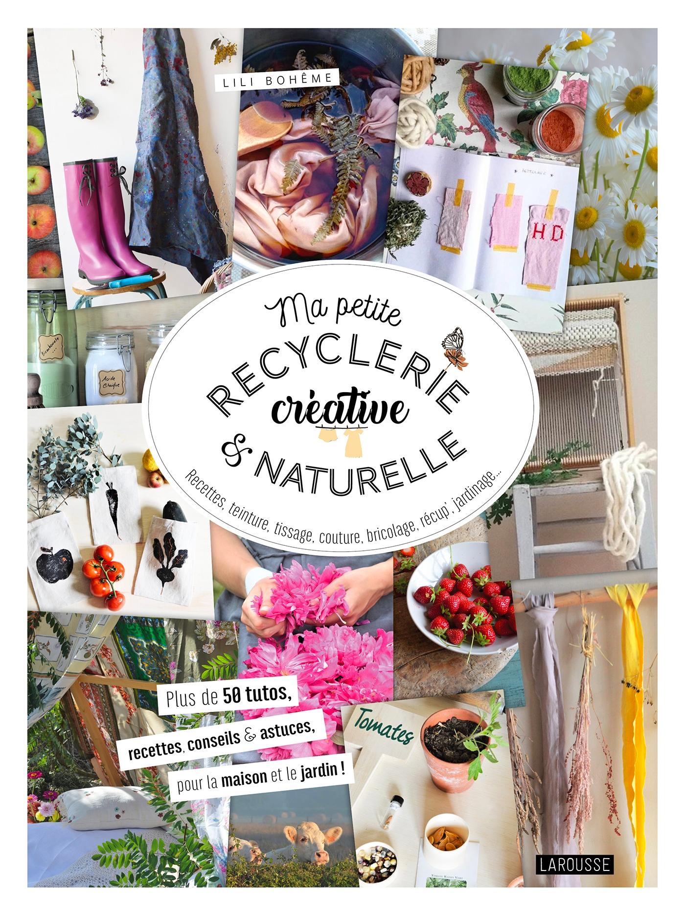 Image de couverture (Ma petite recyclerie créative et naturelle)