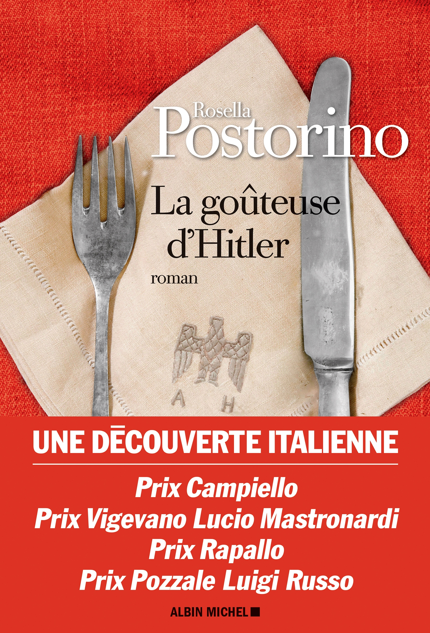 La Goûteuse d'Hitler | Postorino, Rosella. Auteur