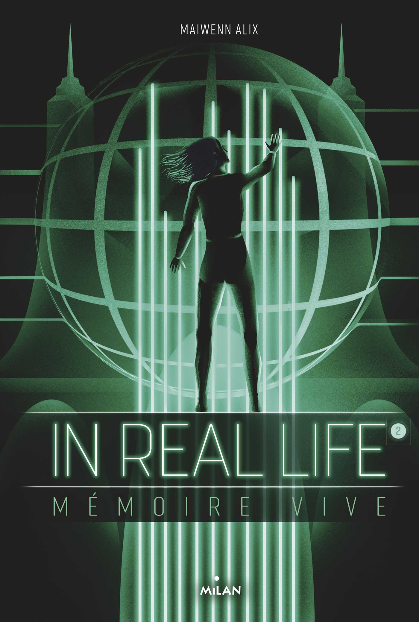 In Real Life, Tome 02 | Alix, Maiwenn. Auteur