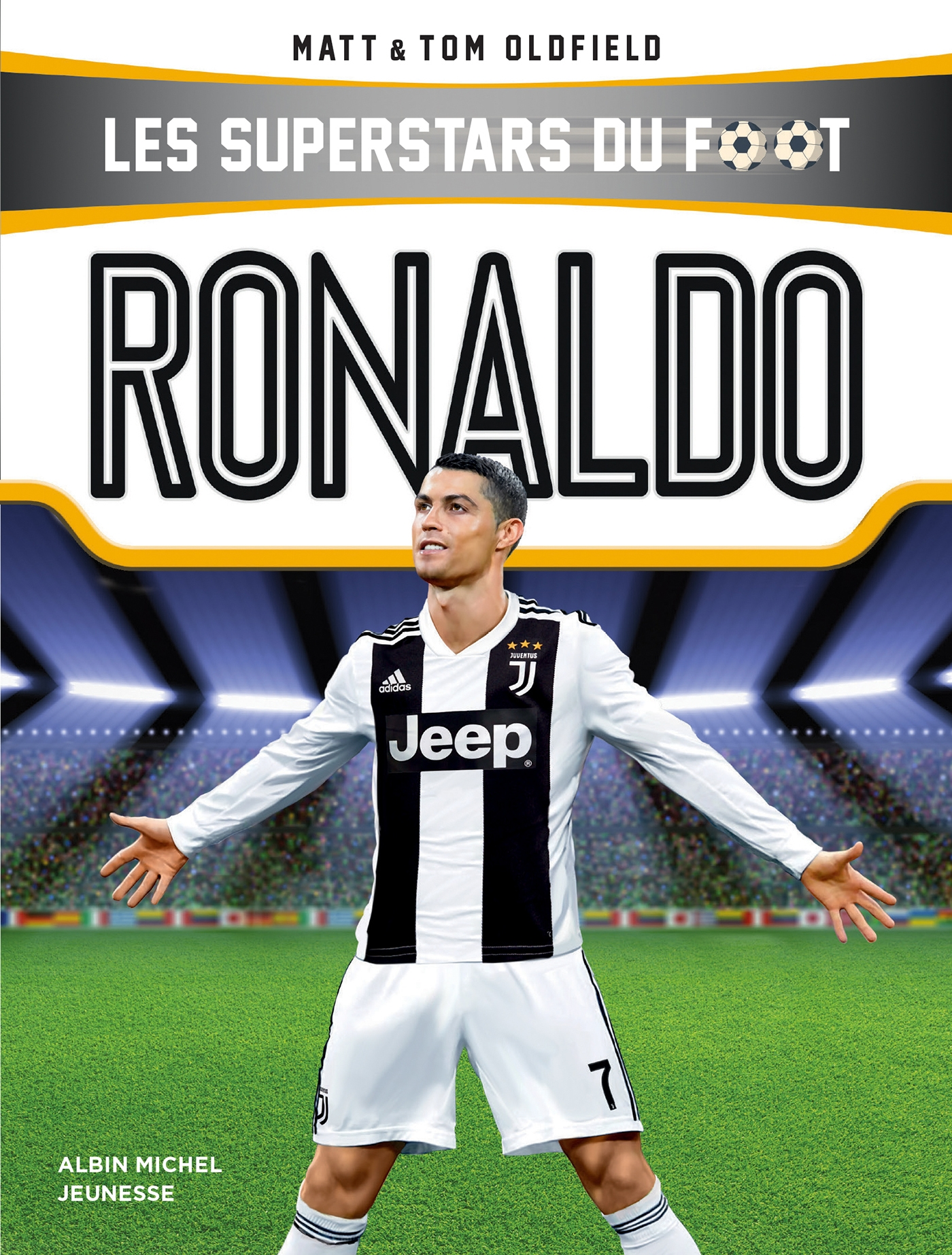 Ronaldo | Oldfield, Tom. Auteur