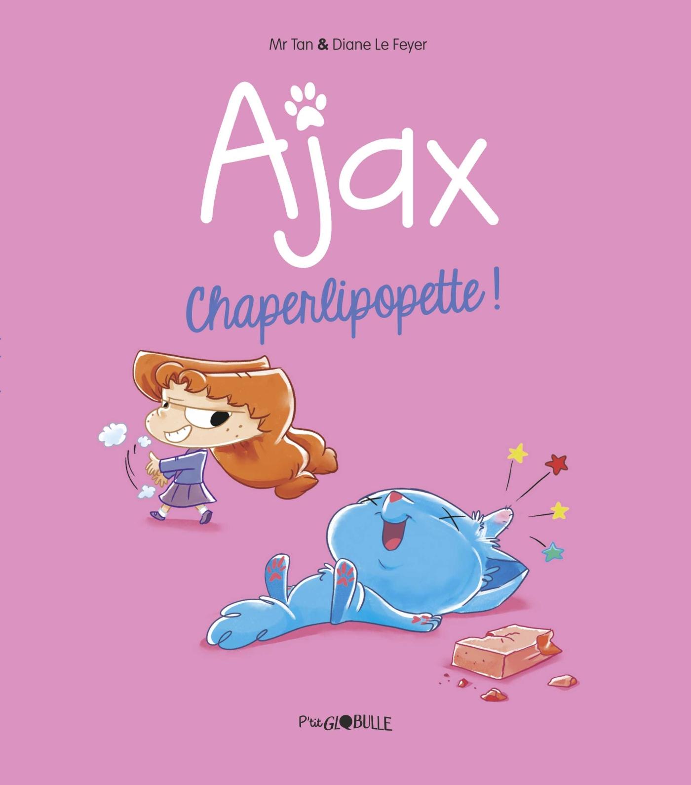 Ajax, Tome 03 | Mr Tan, . Auteur