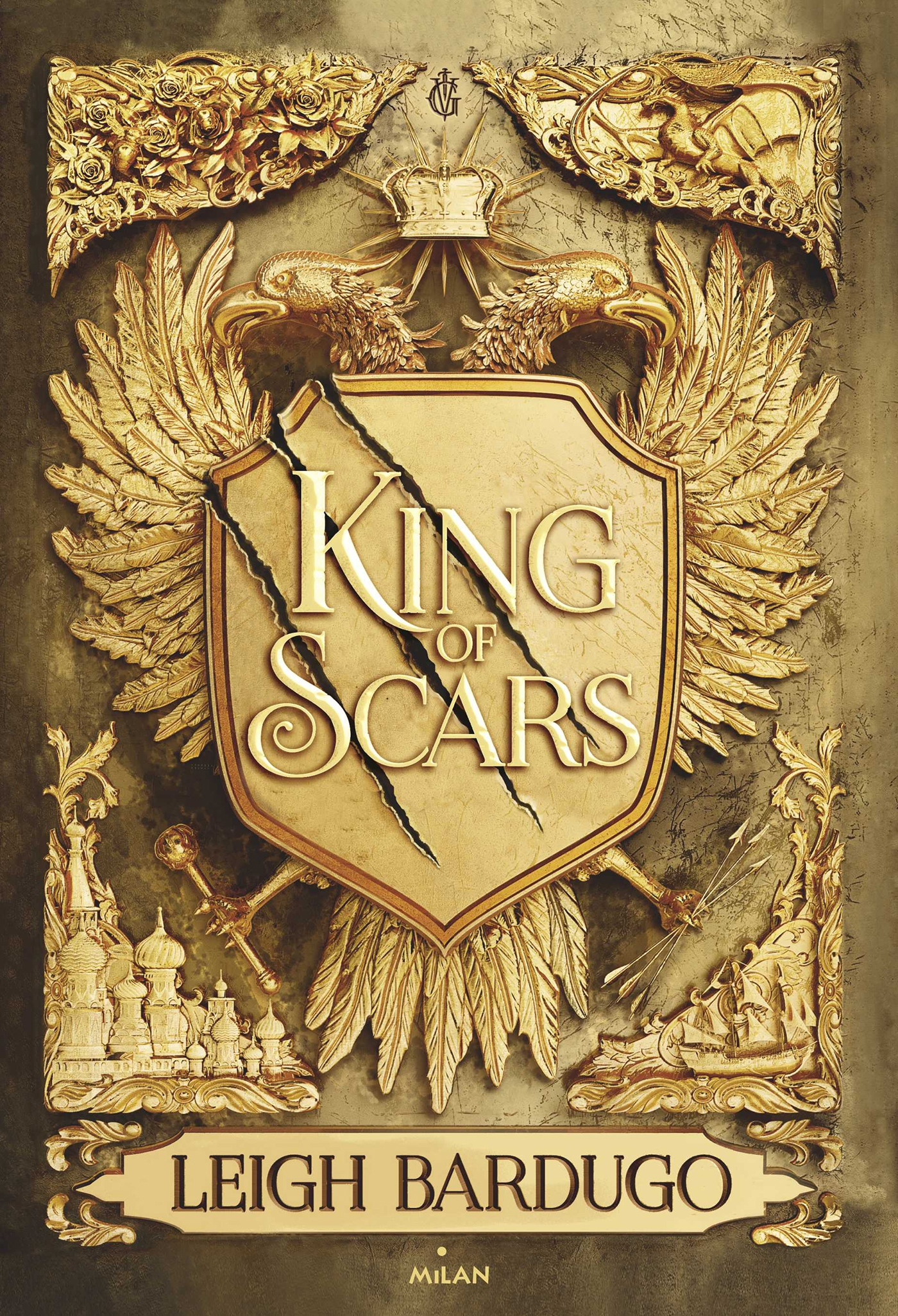 King of Scars, Tome 01 | Bardugo, Leigh. Auteur
