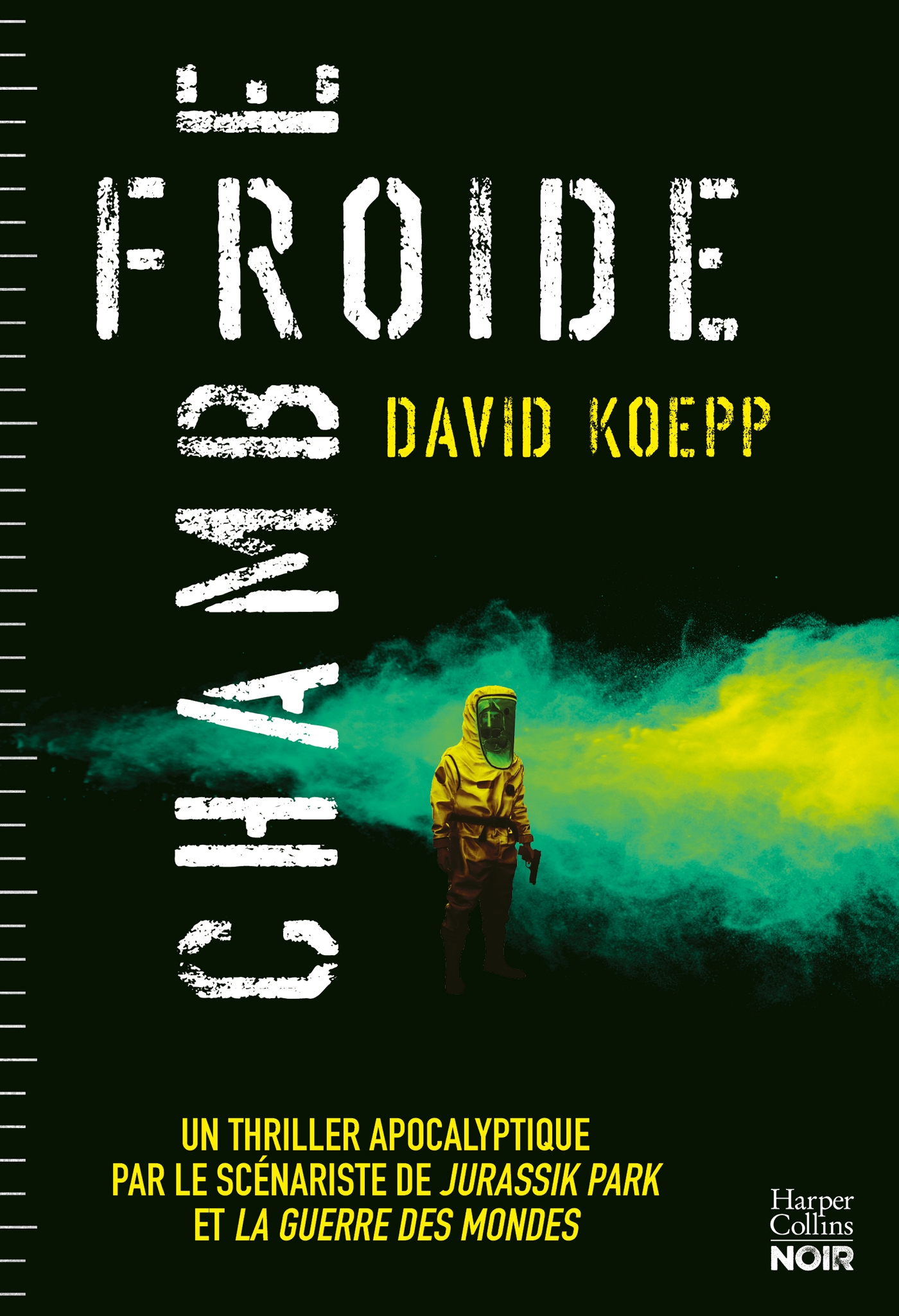 Chambre froide | Koepp, David. Auteur