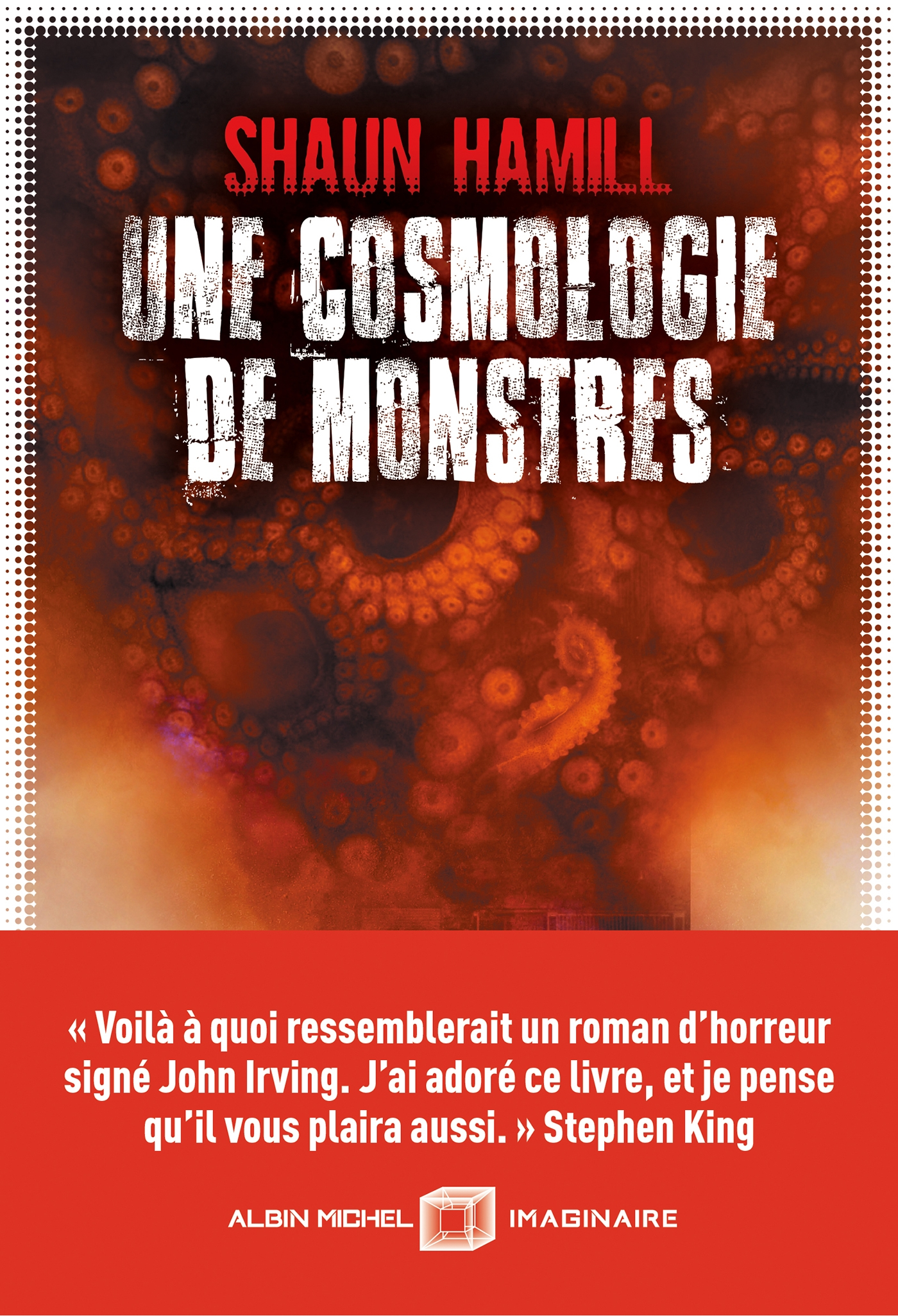 Une cosmologie de monstres | Hamill, Shaun. Auteur