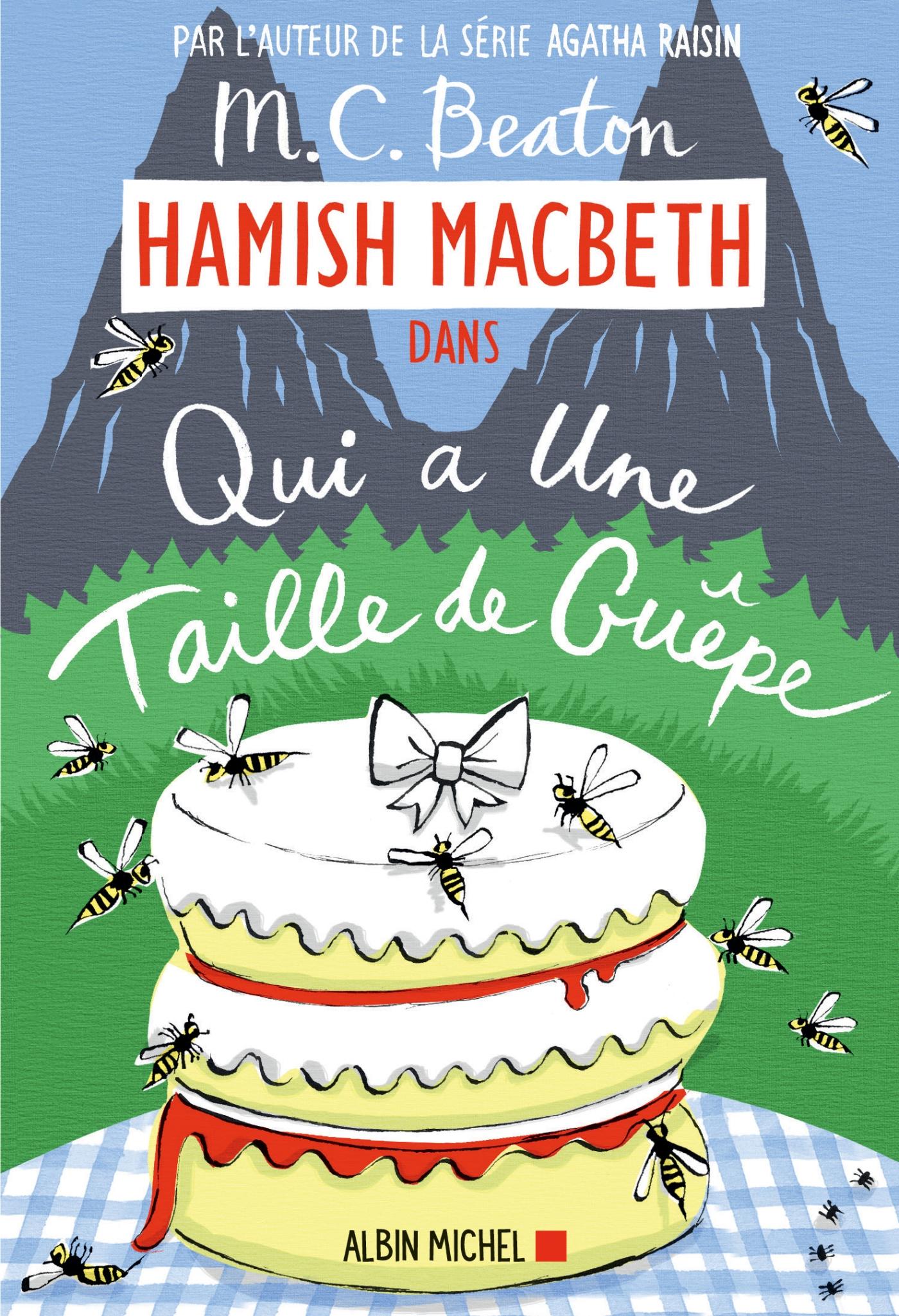 Hamish Macbeth 4 - Qui a une taille de guêpe | Beaton, M. C.. Auteur