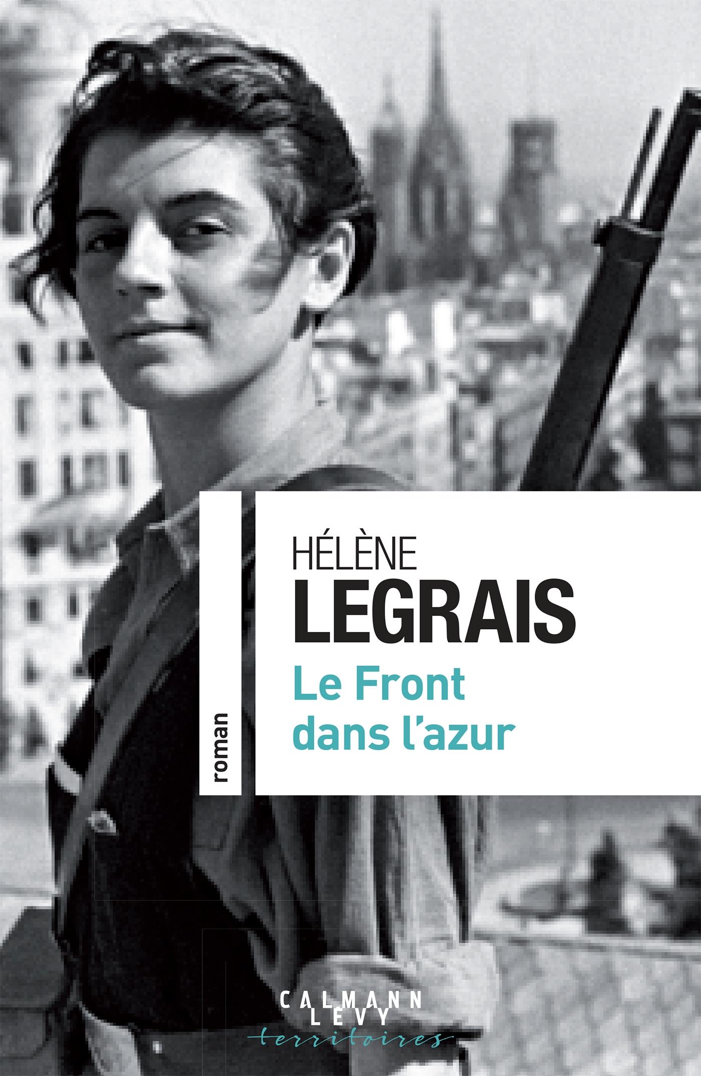 Cover image (Le Front dans l'azur)