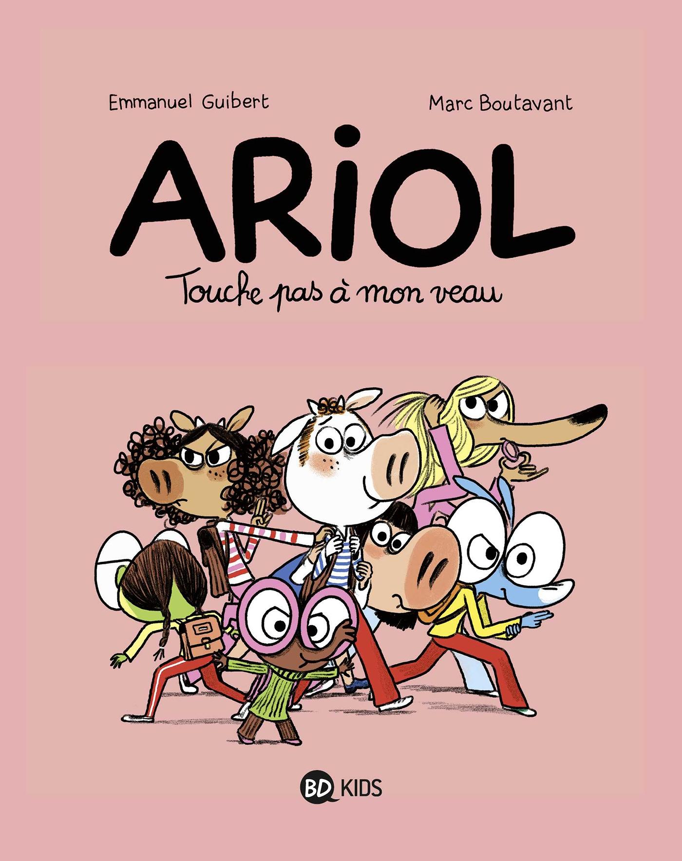 Ariol, Tome 15 | Guibert, Emmanuel. Auteur