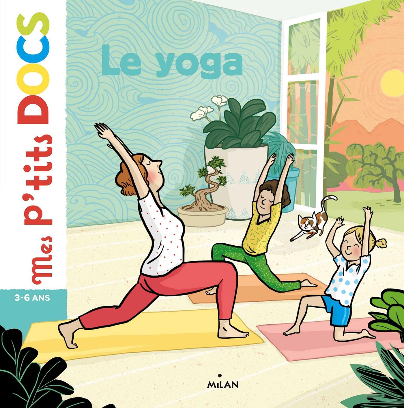 Le yoga | Ledu, Stéphanie. Auteur