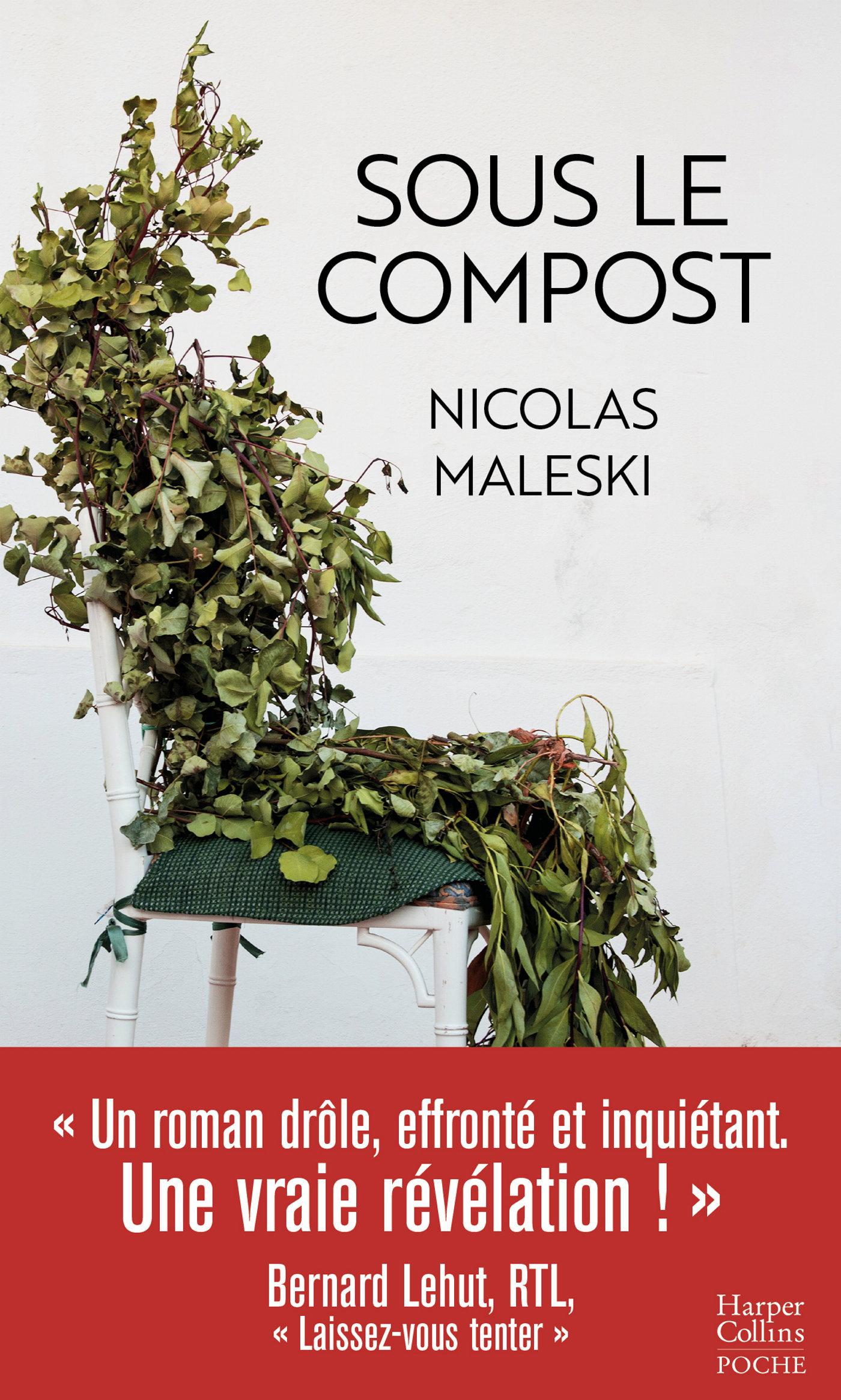 Sous le compost  