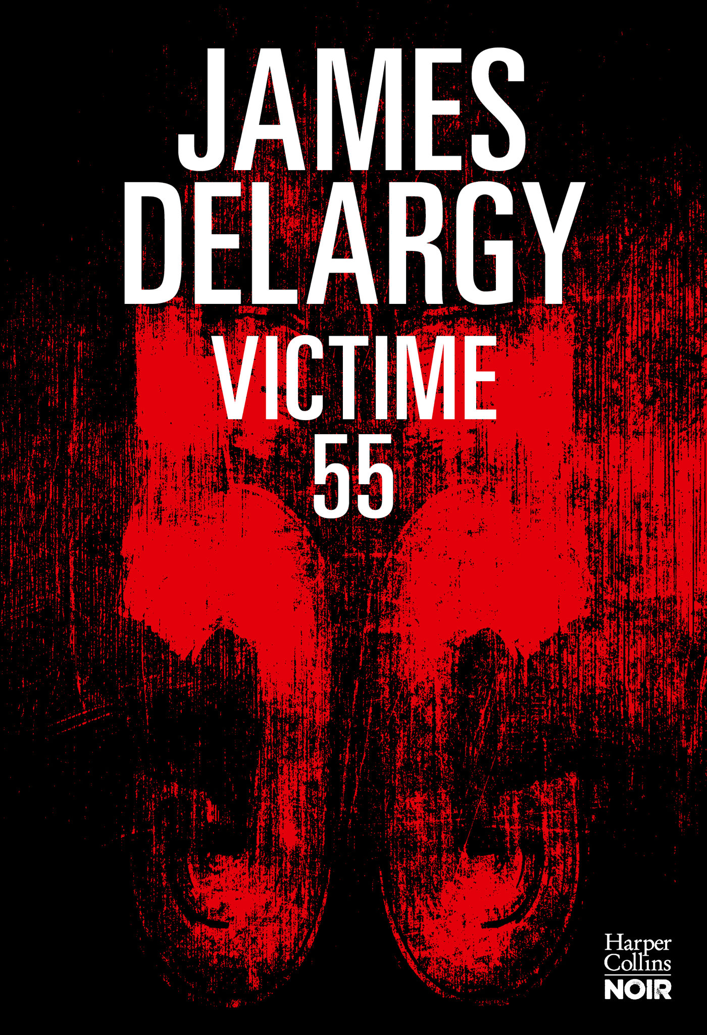 Victime 55 | Delargy, James. Auteur