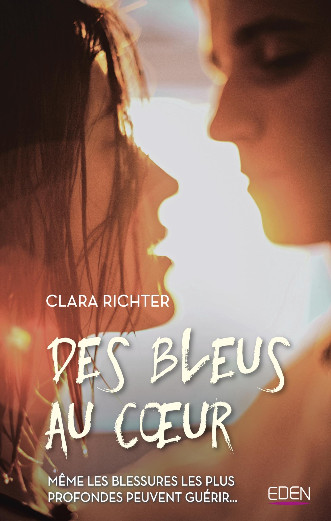 Des bleus au coeur | Richter, Clara. Auteur