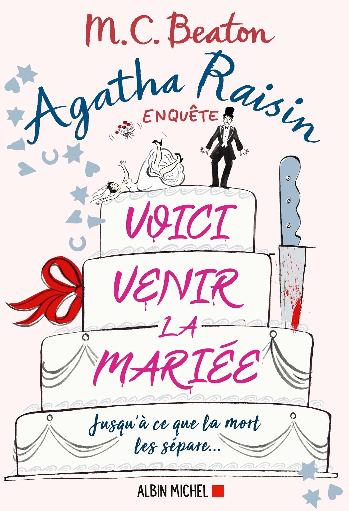 Agatha Raisin 20 - Voici venir la mariée | Pierrat, Marilou. Contributeur
