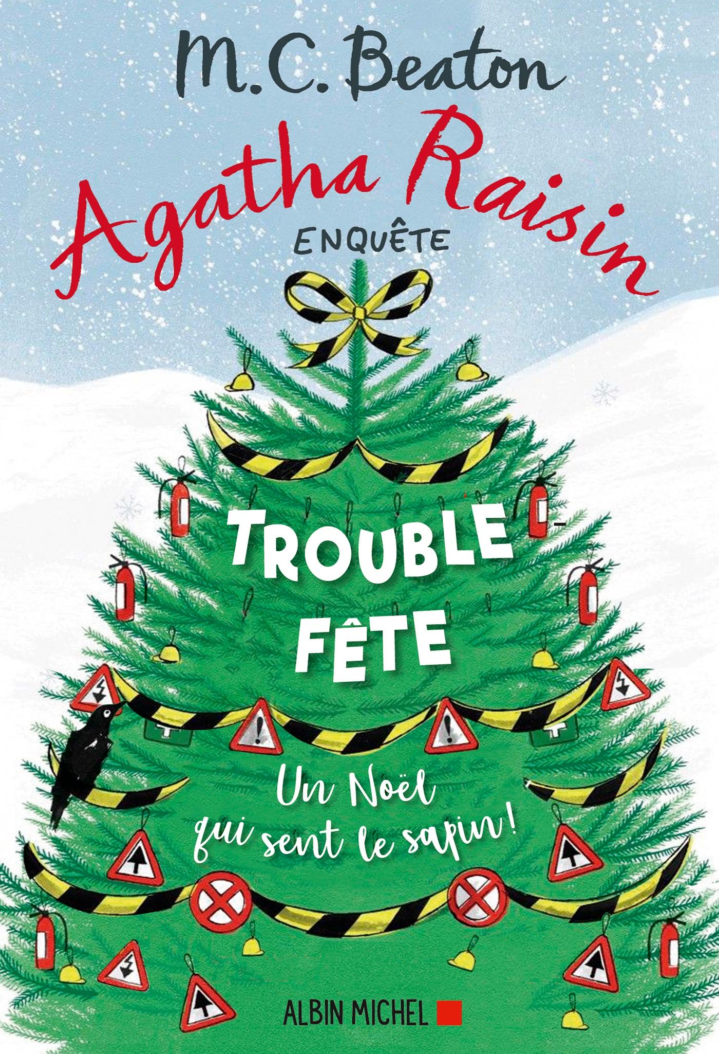 Image de couverture (Agatha Raisin 21 - Trouble-fête)