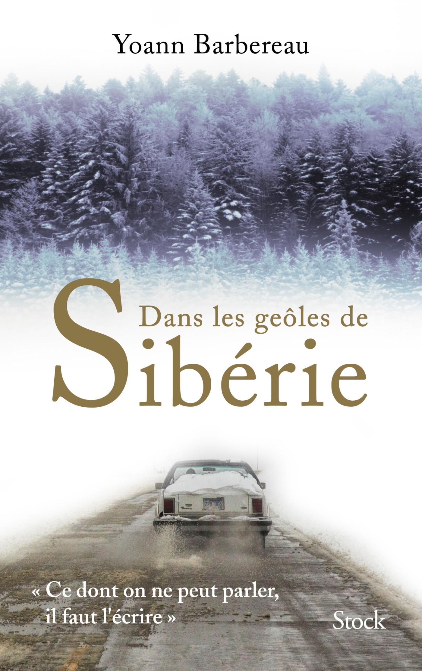 Dans les geôles de Sibérie | Barbereau, Yoann. Auteur