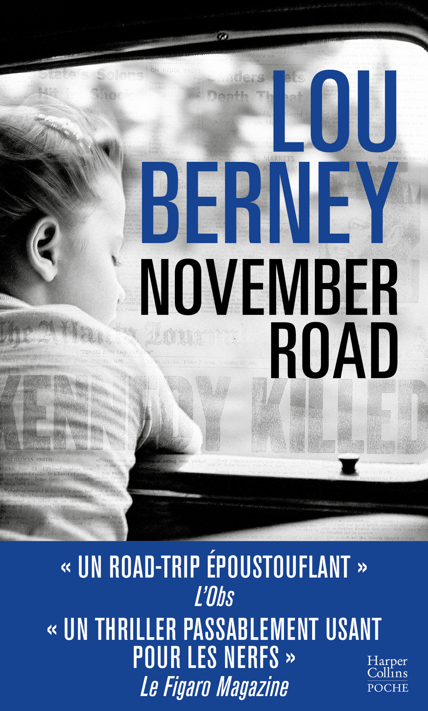 Image de couverture (November Road (version française))