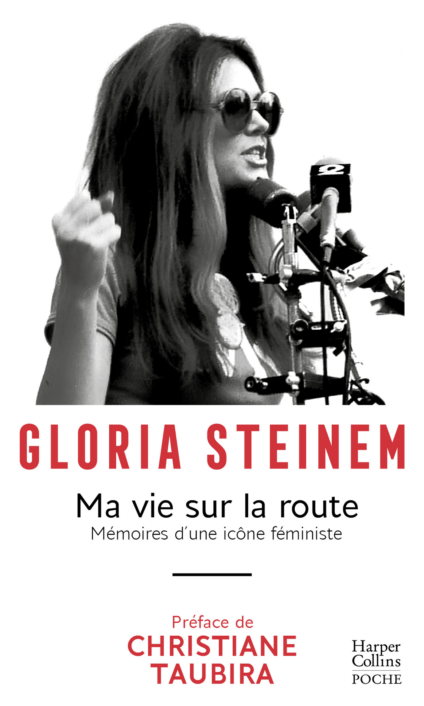 Ma vie sur la route | Steinem, Gloria. Auteur
