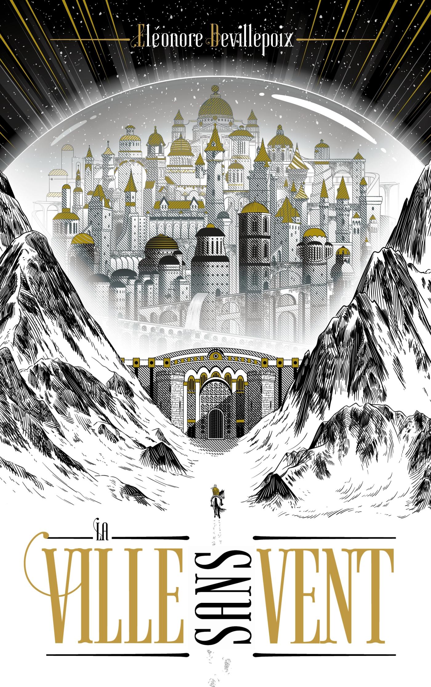 La ville sans vent - Livre 1 | Devillepoix, Éléonore. Auteur