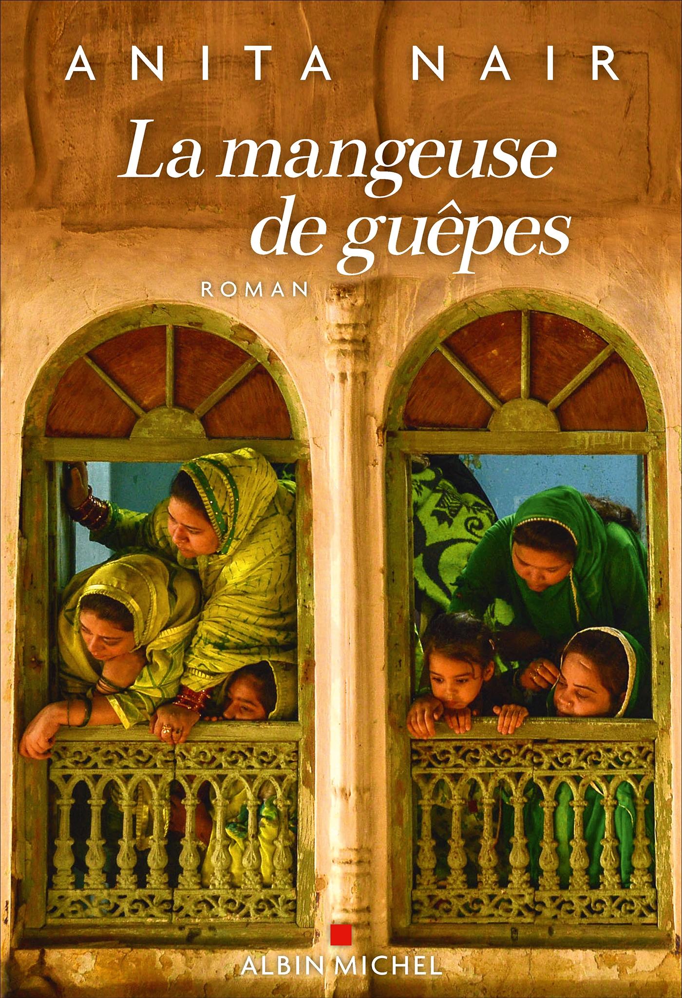 La Mangeuse de guêpes | Nair, Anita. Auteur