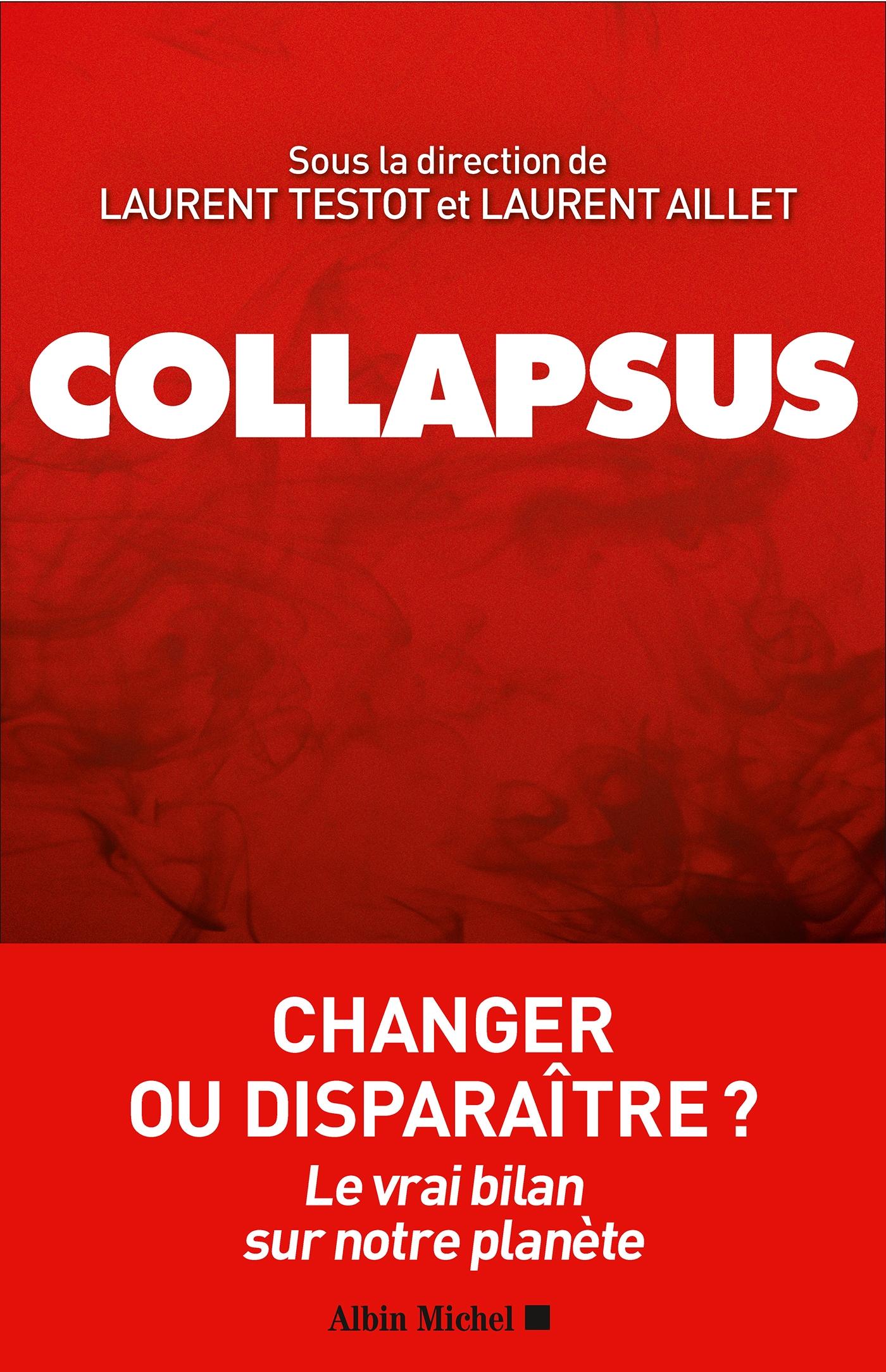 Collapsus | Collectif, . Auteur