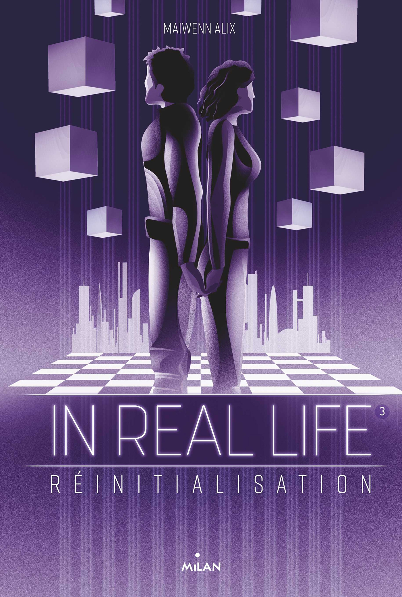 In Real Life, Tome 03 | Alix, Maiwenn. Auteur