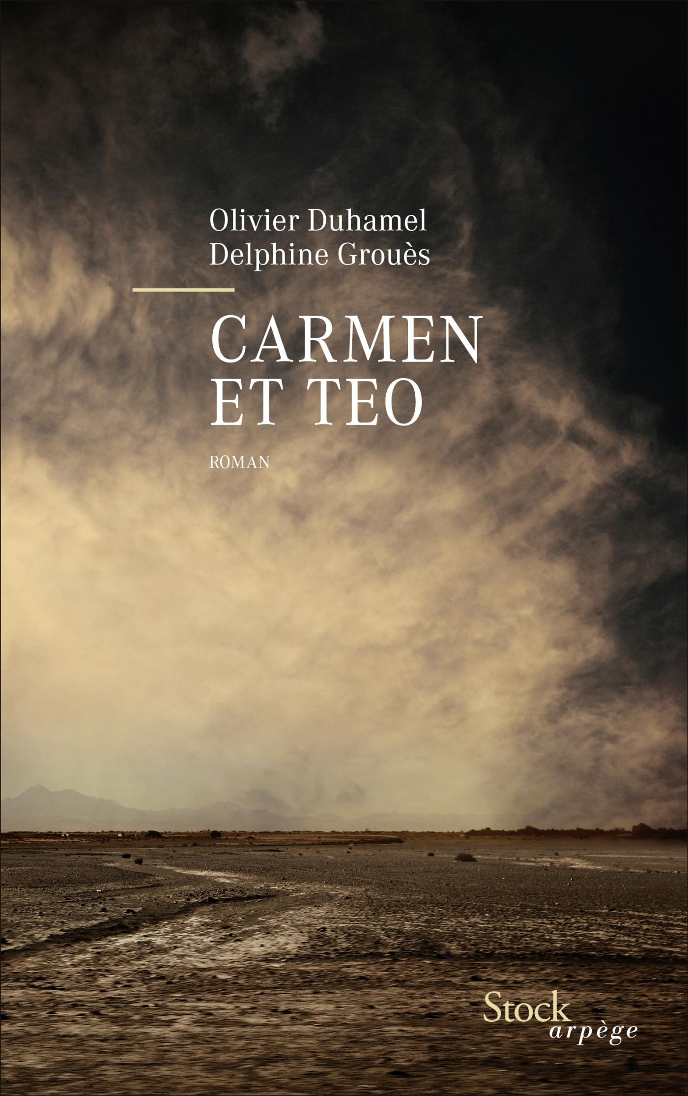 Carmen et Teo   Duhamel, Olivier. Auteur