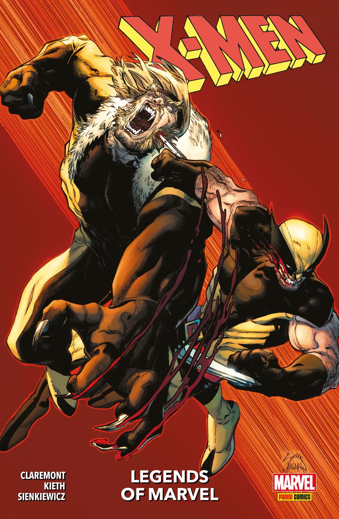 X-Men (2019) - Les légendes Marvel | Collectif, . Auteur