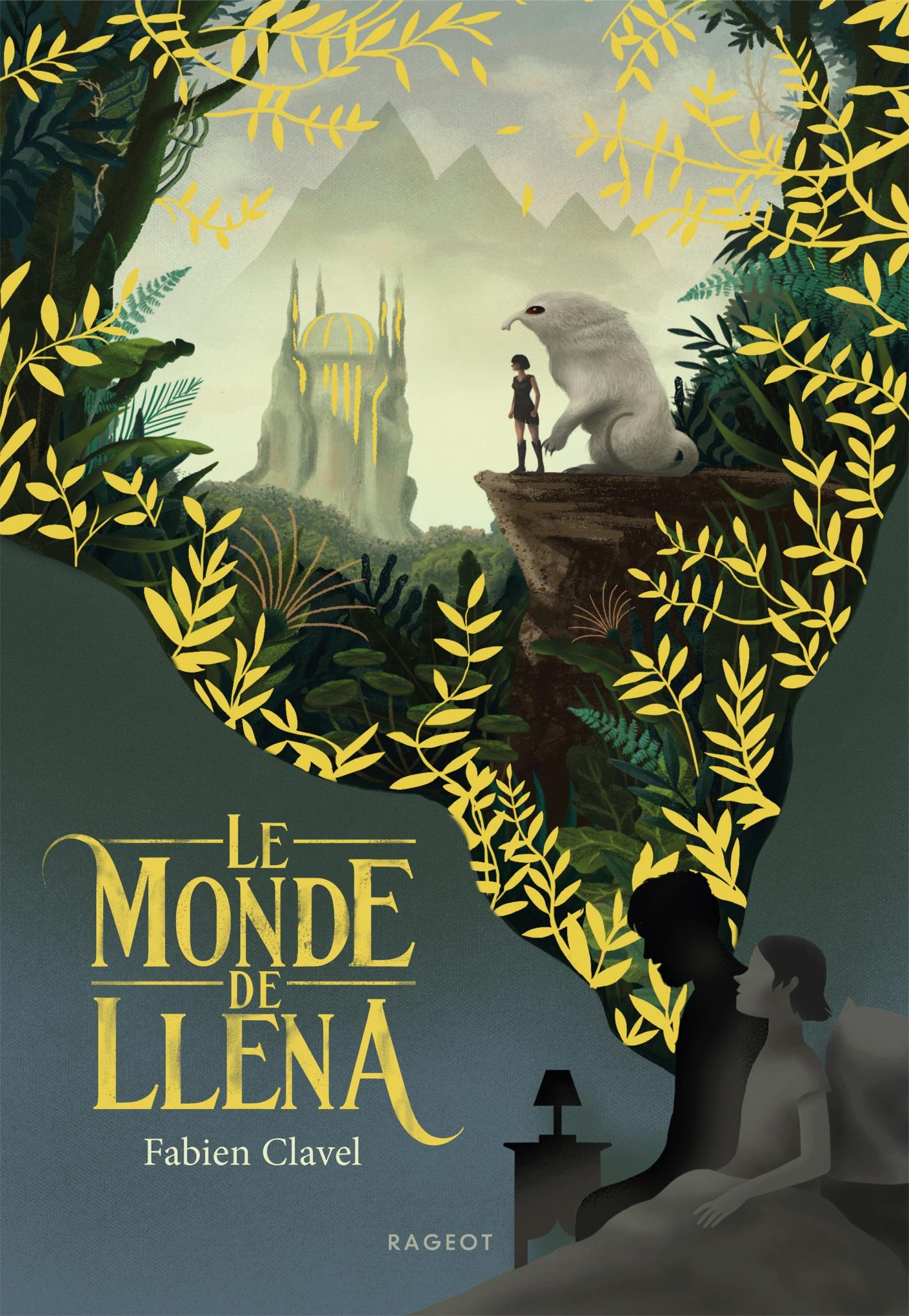 Le monde de Lléna | Clavel, Fabien. Auteur