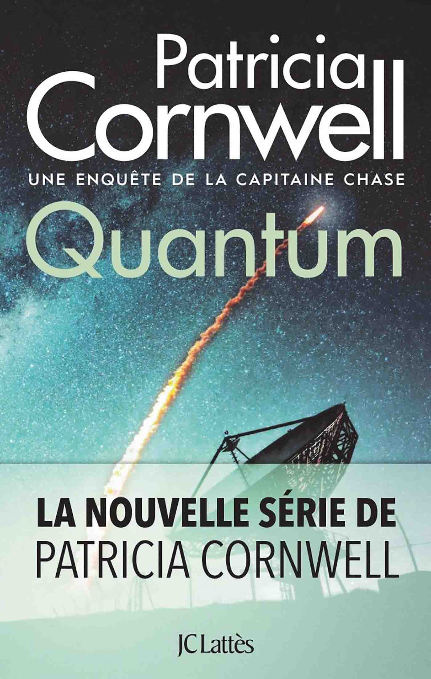 Quantum | Cornwell, Patricia. Auteur