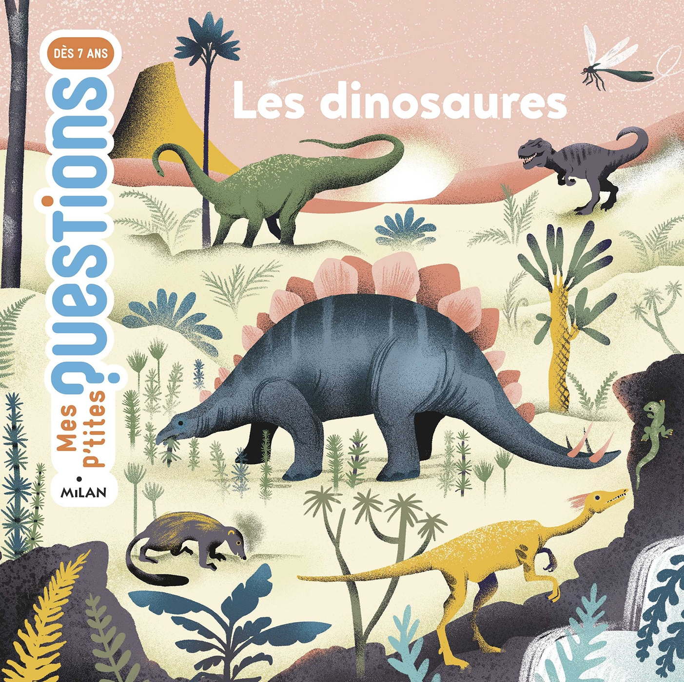 Les dinosaures | Hédelin, Pascale. Auteur