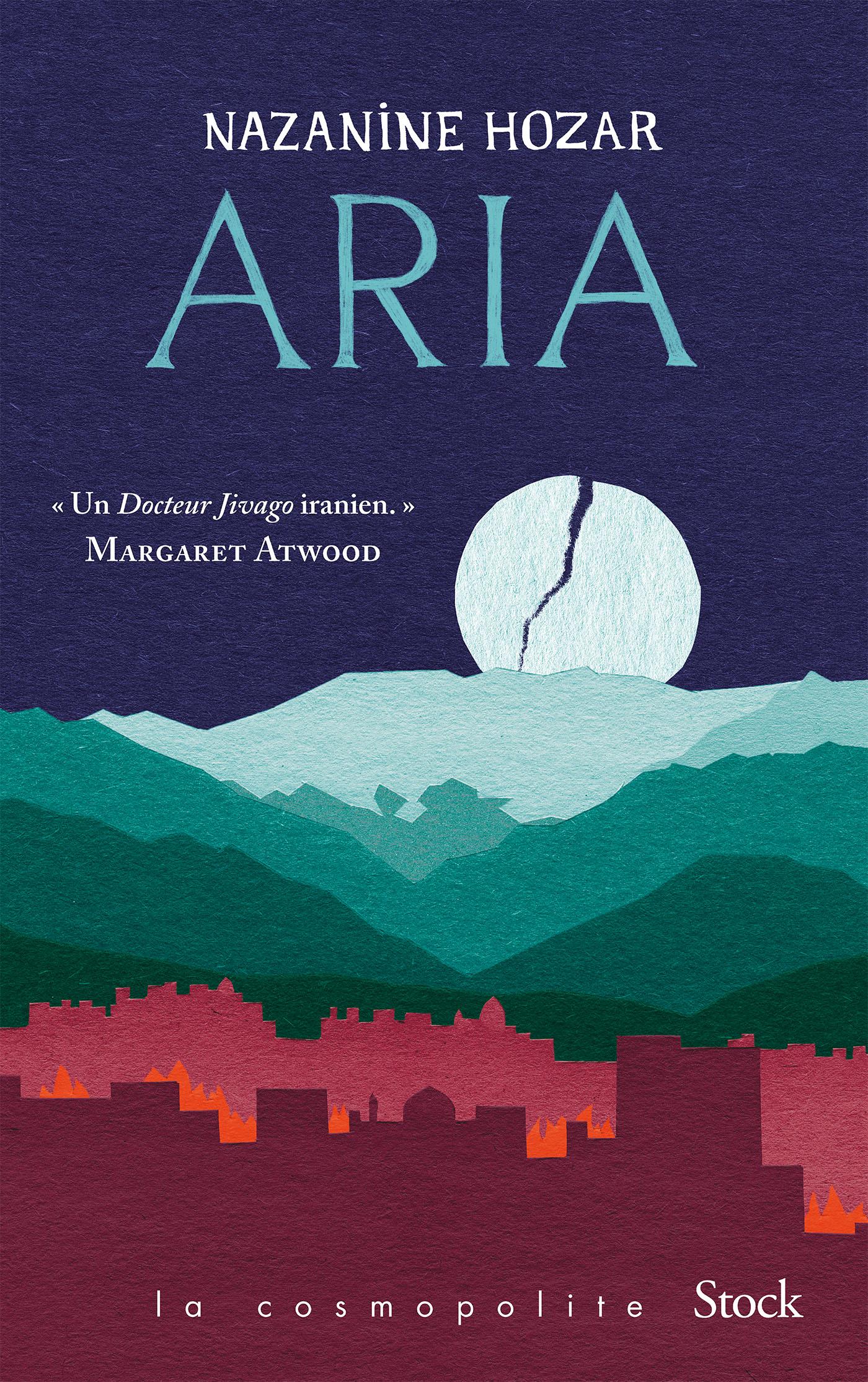 Aria | Hozar, Nazanine
