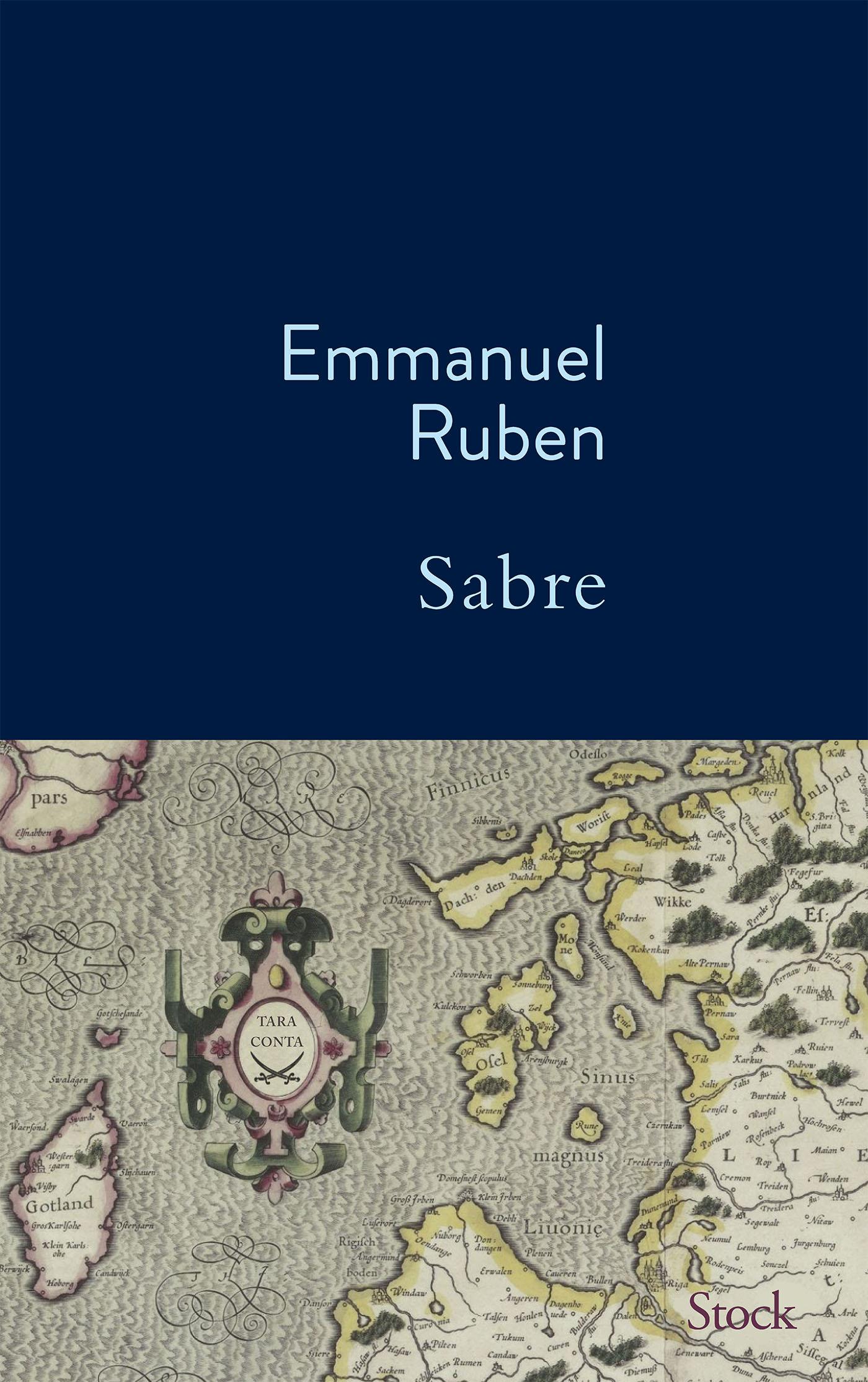 Sabre | Ruben, Emmanuel