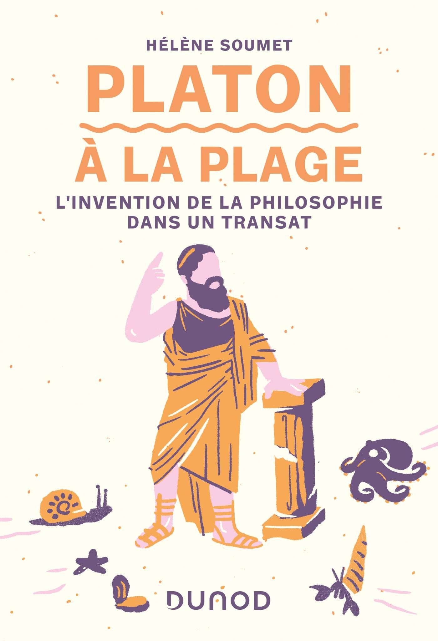 Platon à la plage | Soumet, Hélène. Auteur