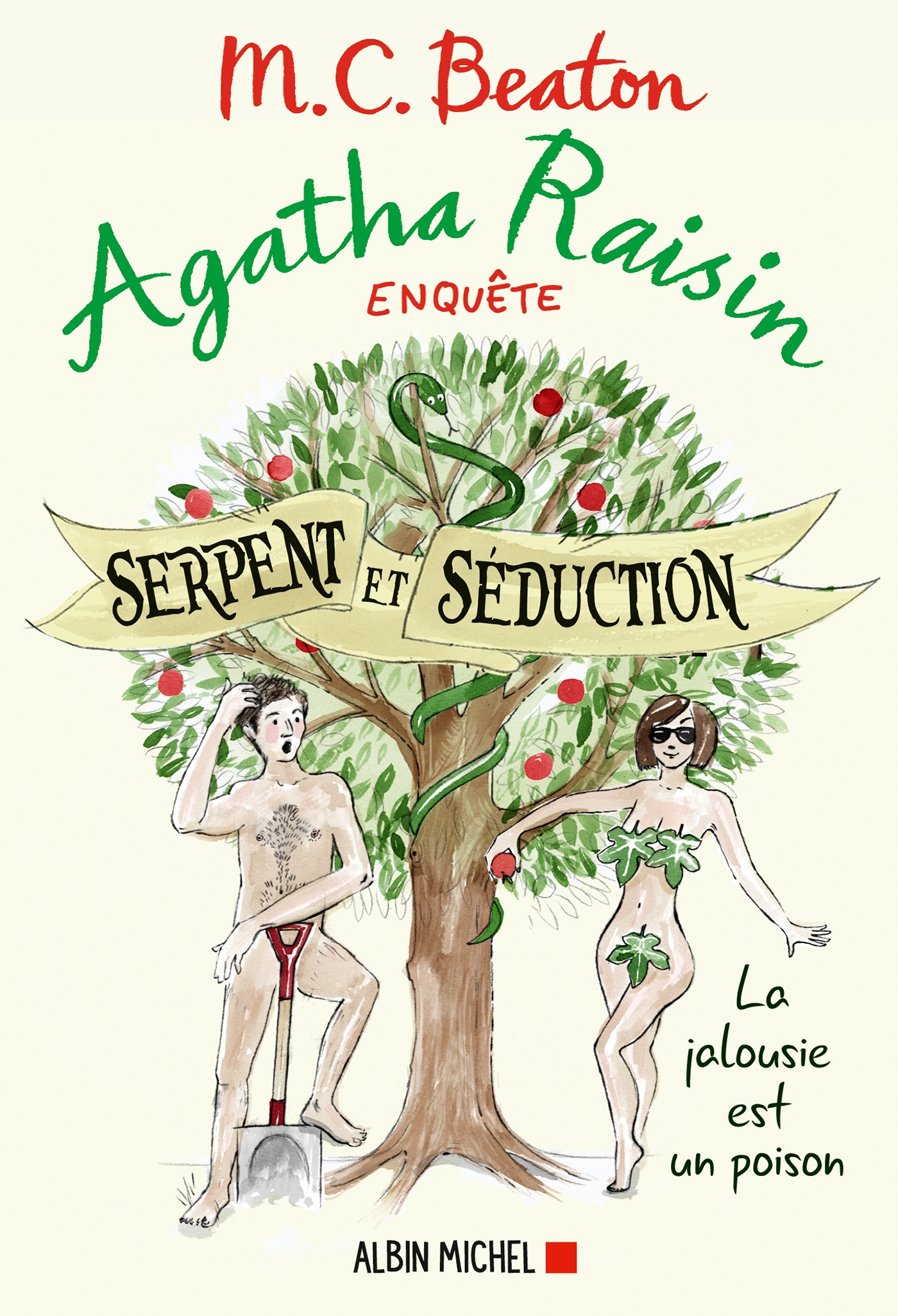Agatha Raisin 23 - Serpent et séduction | Beaton, M. C.. Auteur