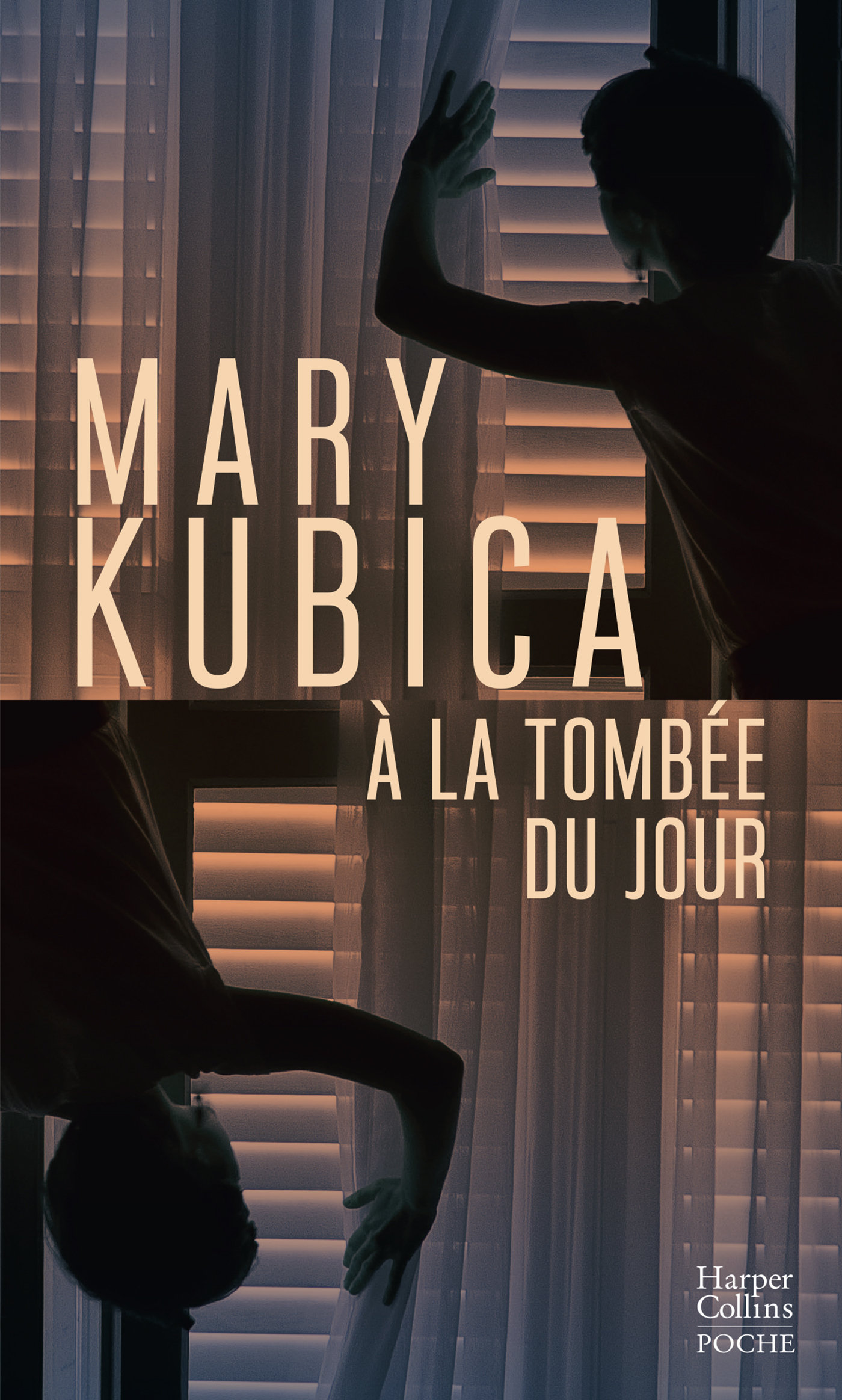 À la tombée du jour | Kubica, Mary. Auteur