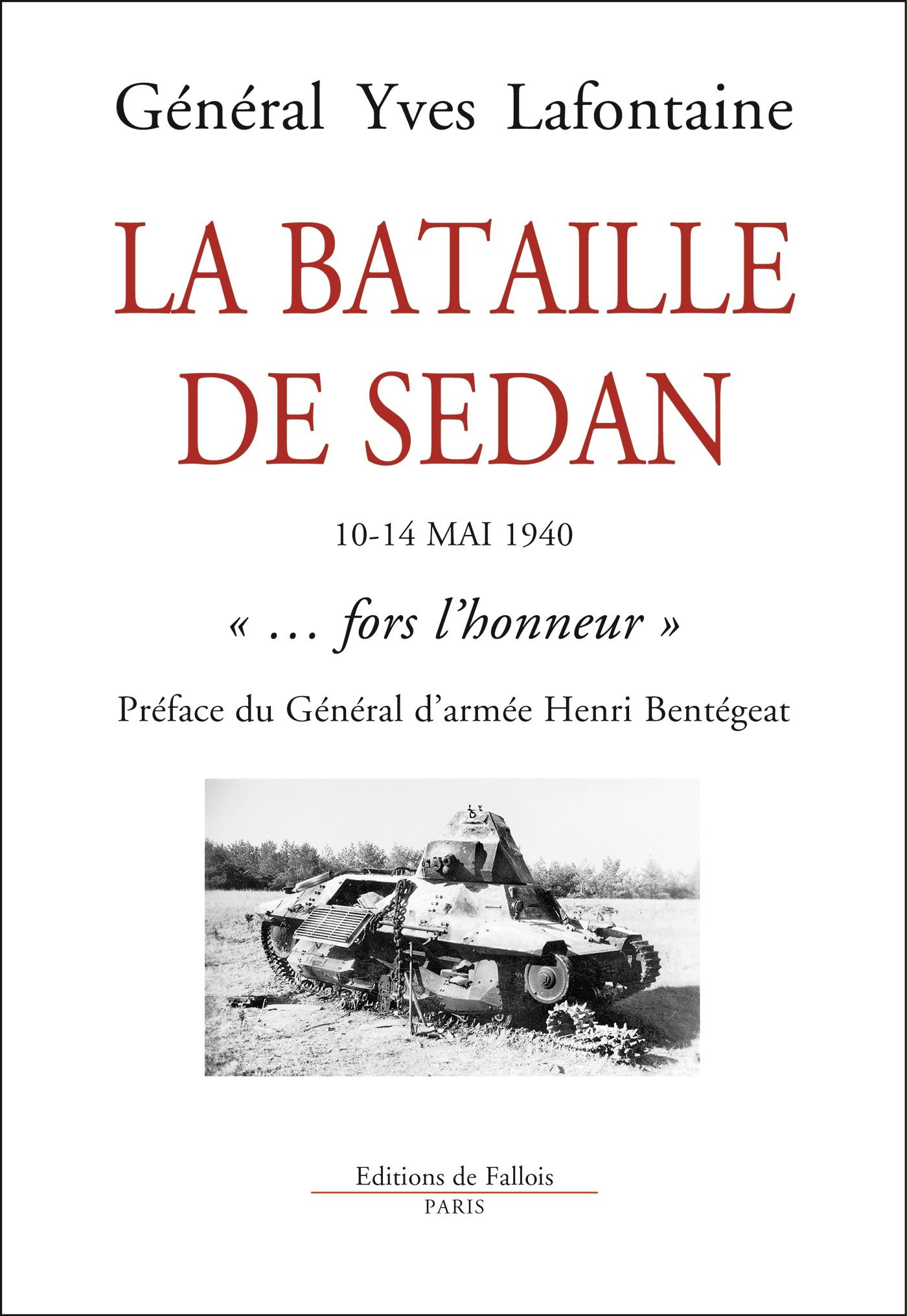 LA BATAILLE DE SEDAN 1940