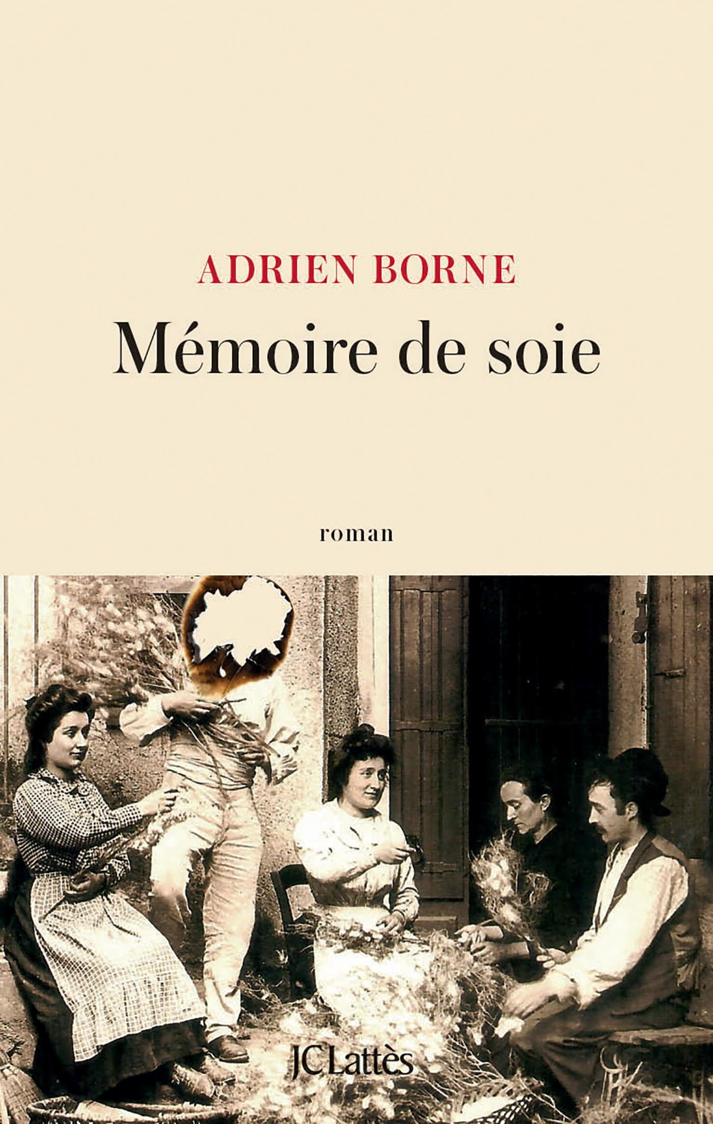 Mémoire de soie | Borne, Adrien. Auteur