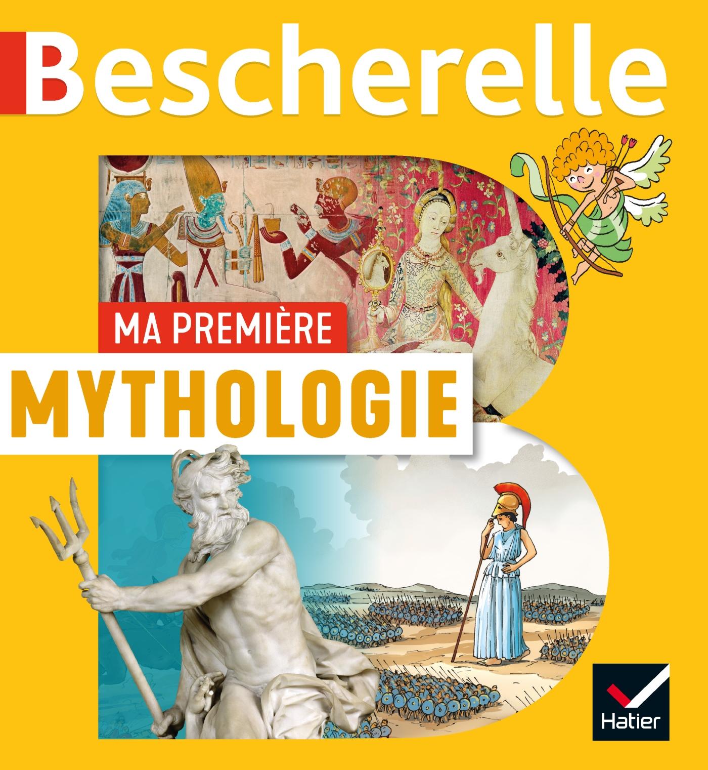 Ma première mythologie | Audouin, Laurent. Auteur