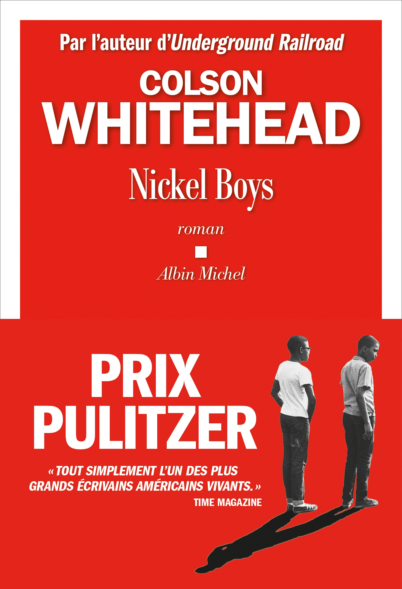 Nickel Boys | Whitehead, Colson