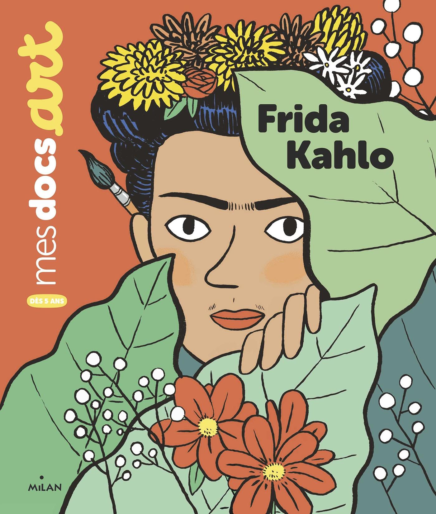 Frida Kahlo | Barthère, Sarah. Auteur