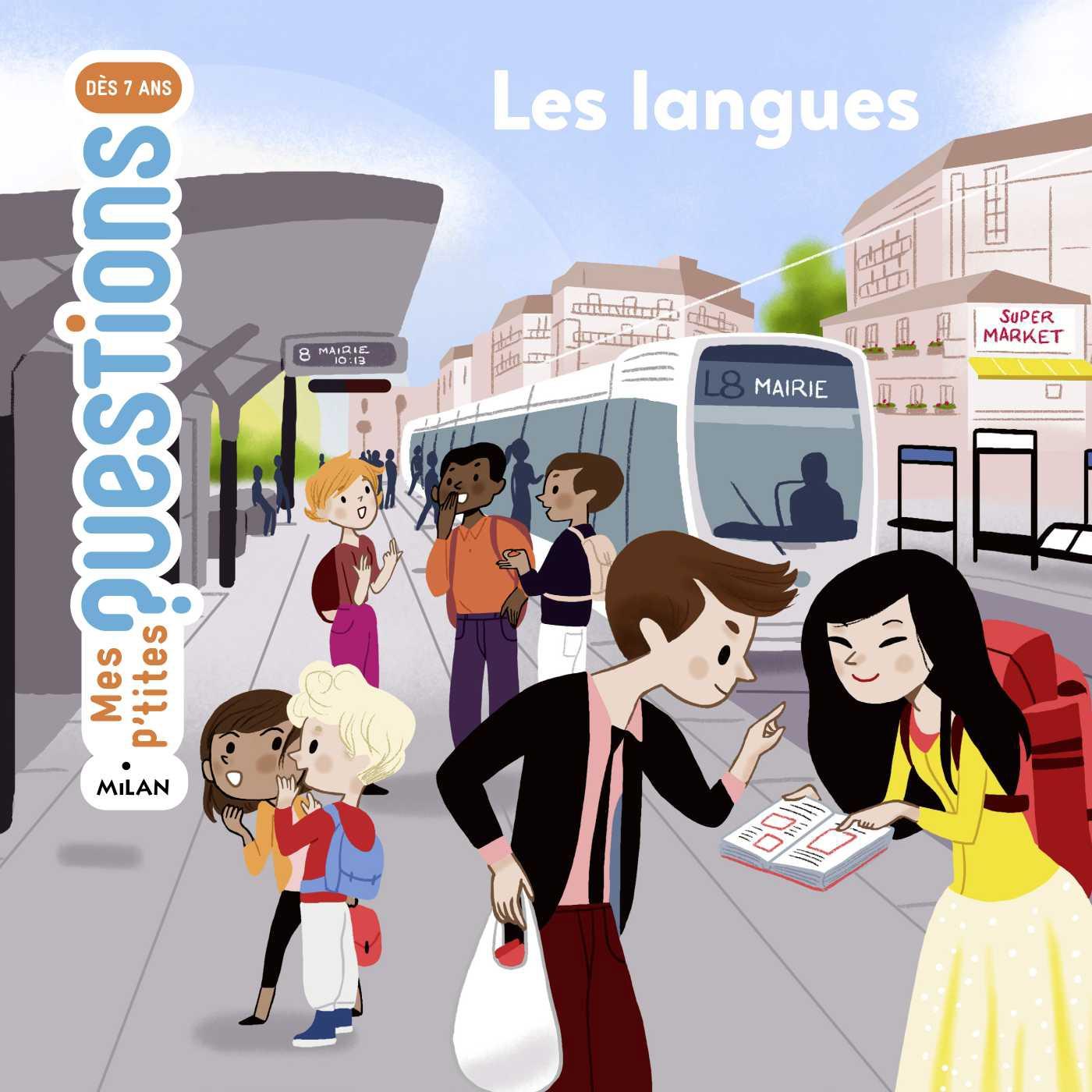 Les langues | de Coppet, Catherine. Auteur