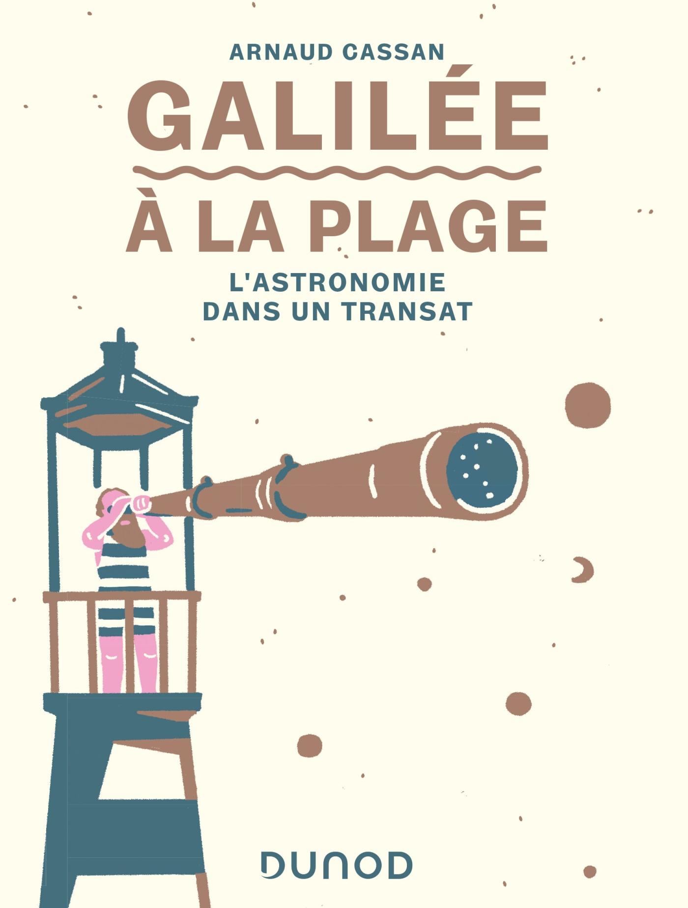 Galilée à la plage | Cassan, Arnaud. Auteur