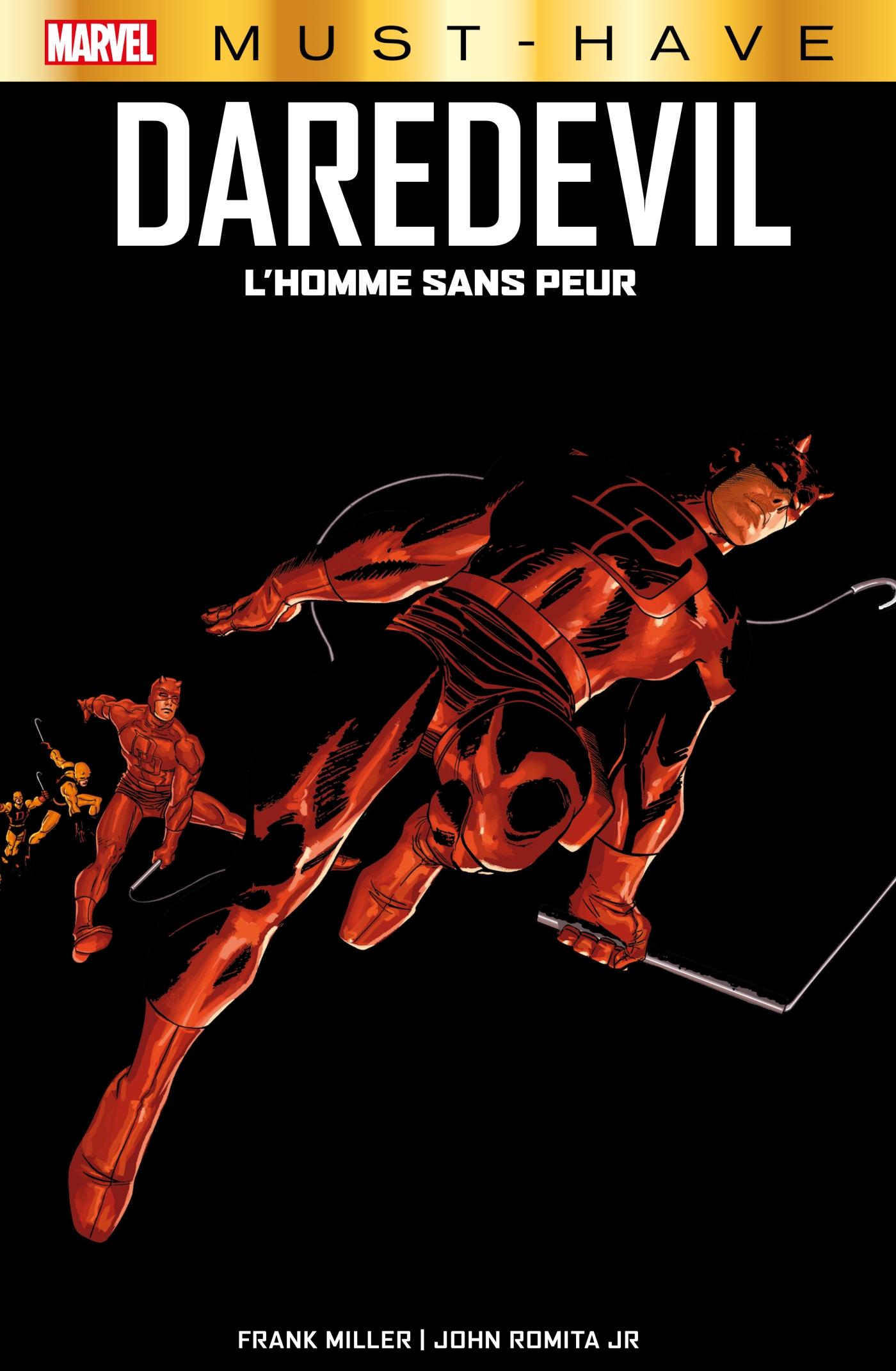 Marvel Must-Have : Daredevil - L'Homme sans Peur | Miller, Frank. Auteur
