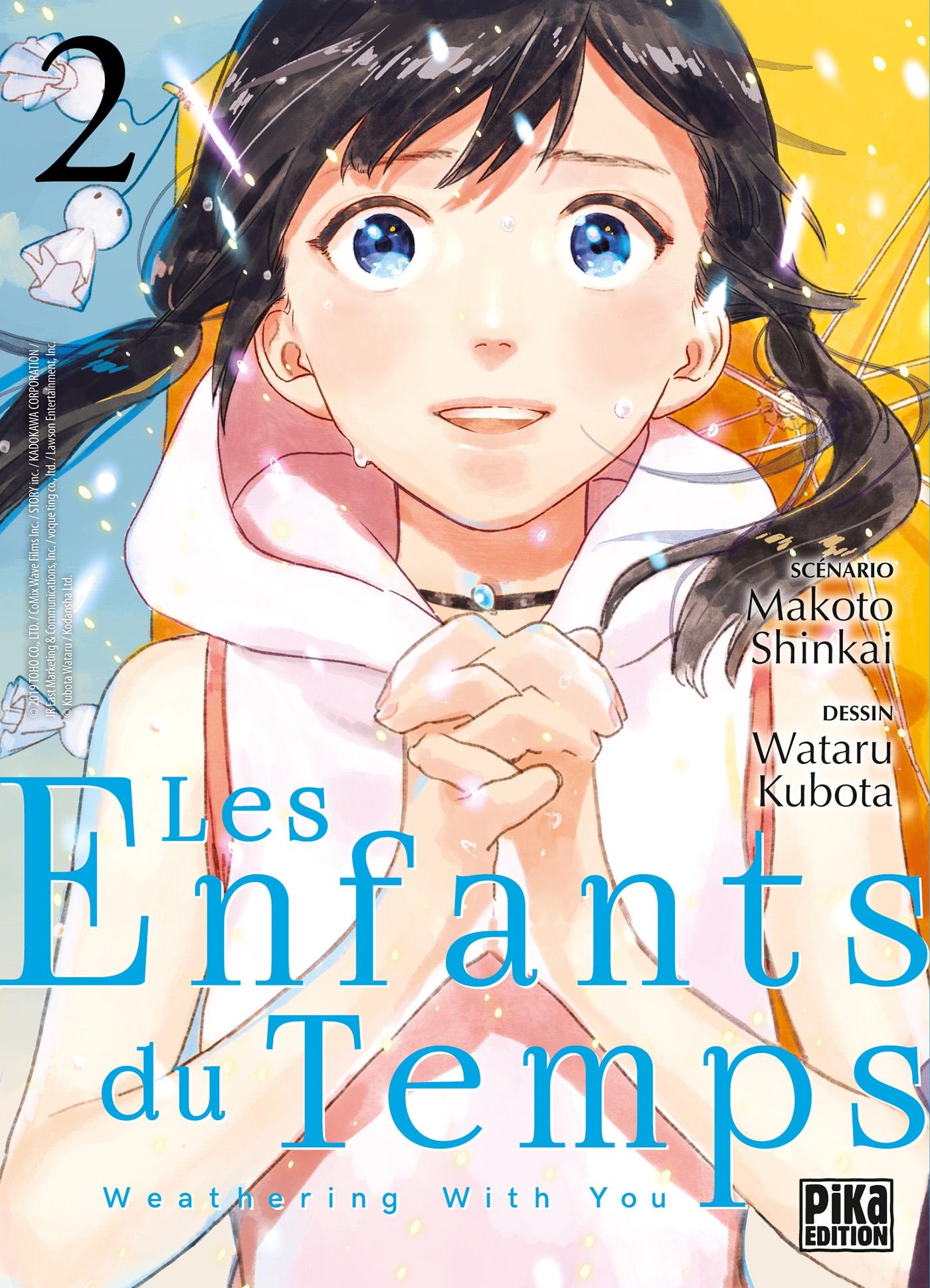 Image de couverture (Les Enfants du Temps T02)