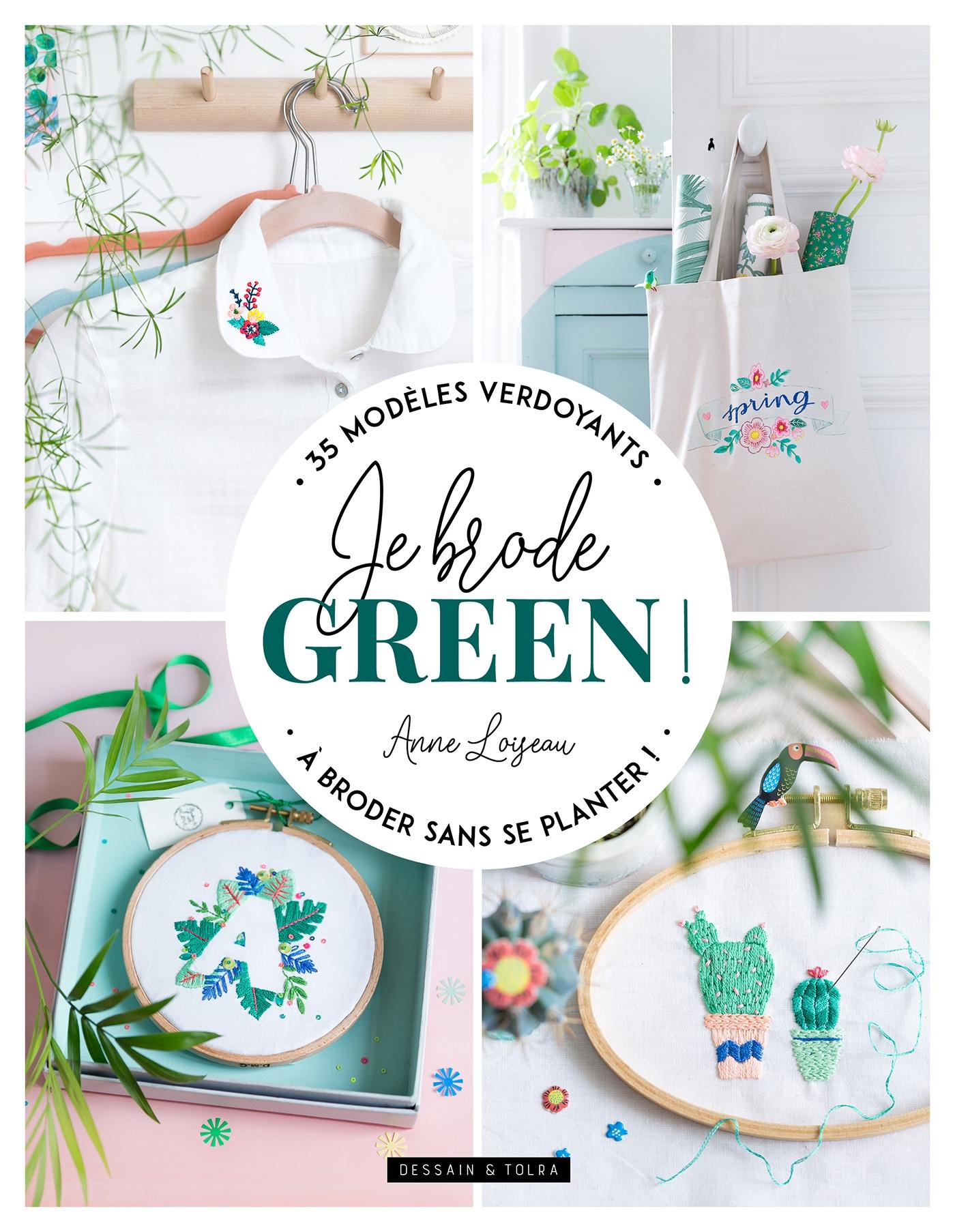 Je brode green ! | Loiseau, Anne. Auteur