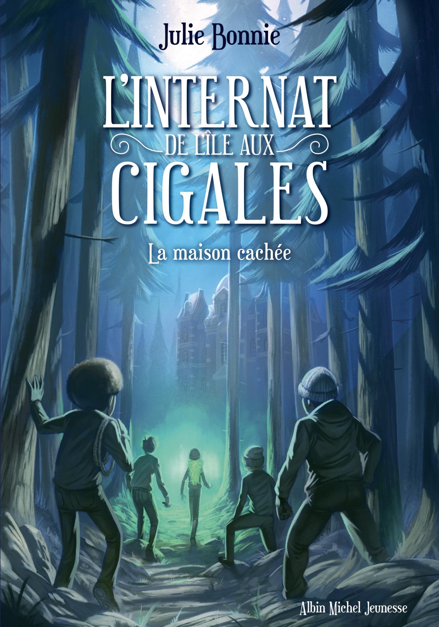 L'Internat de l'Ile aux Cigales - tome 2 | Bonnie, Julie. Auteur